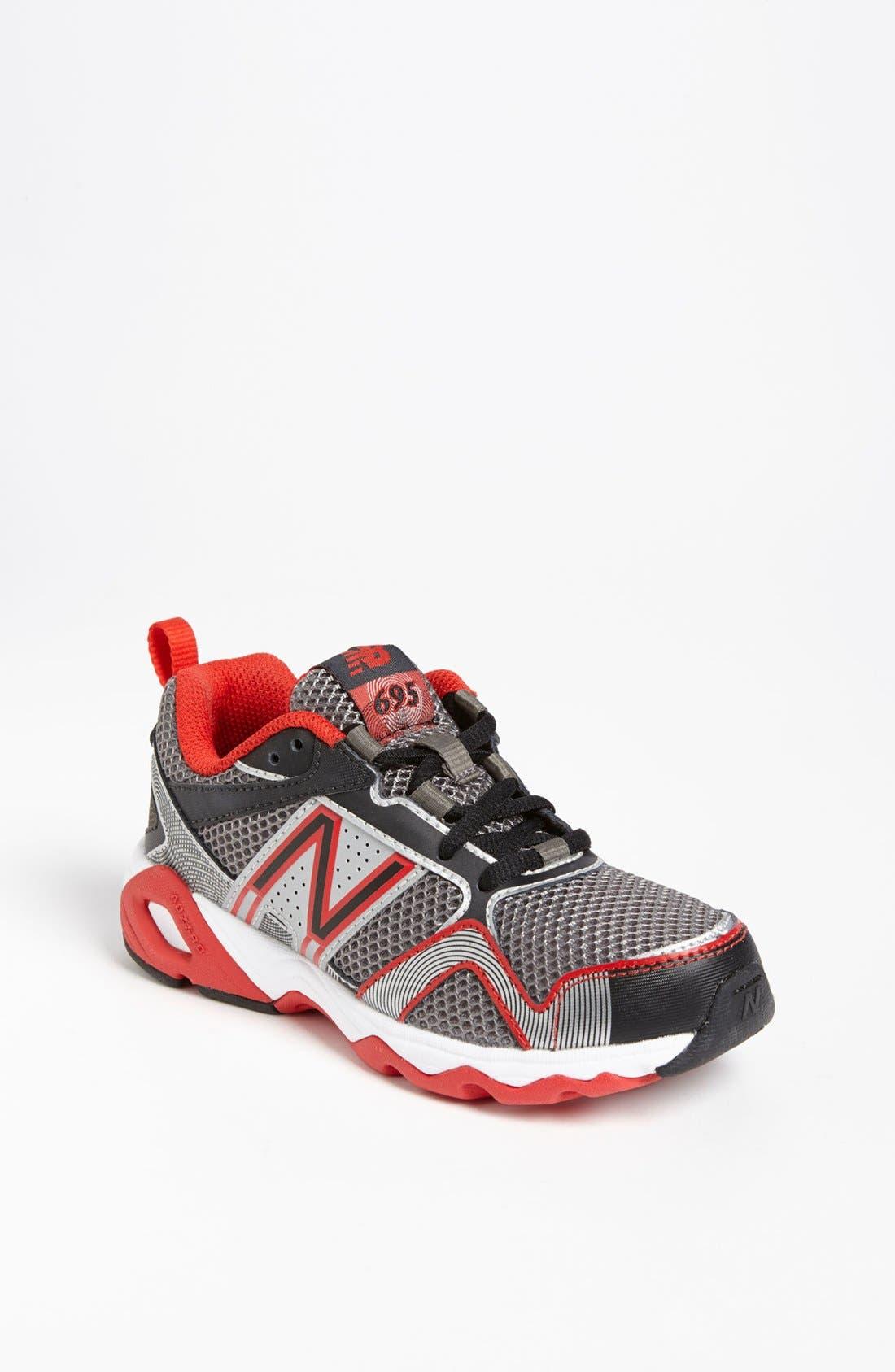 Alternate Image 1 Selected - New Balance '695' Sneaker (Toddler, Little Kid & Big Kid) (Online Only)