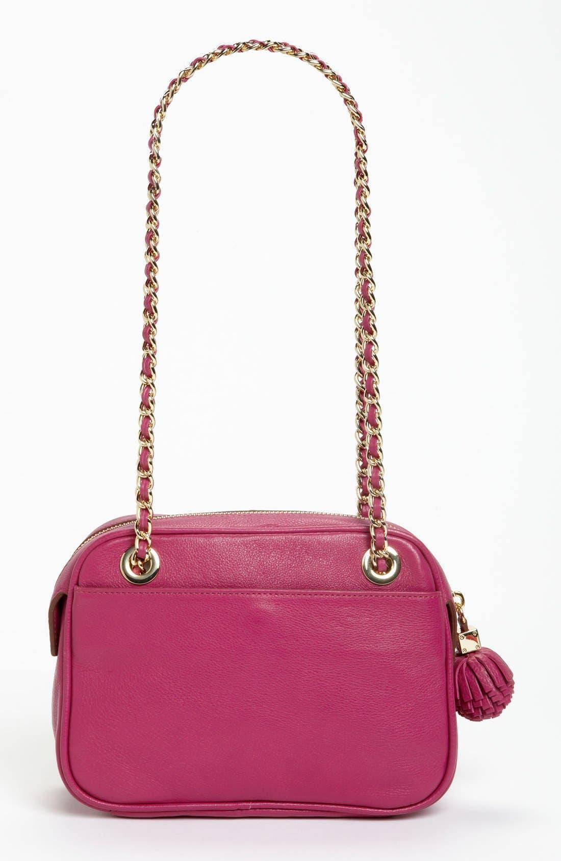 Alternate Image 3  - Tory Burch 'Thea' Leather Crossbody Bag