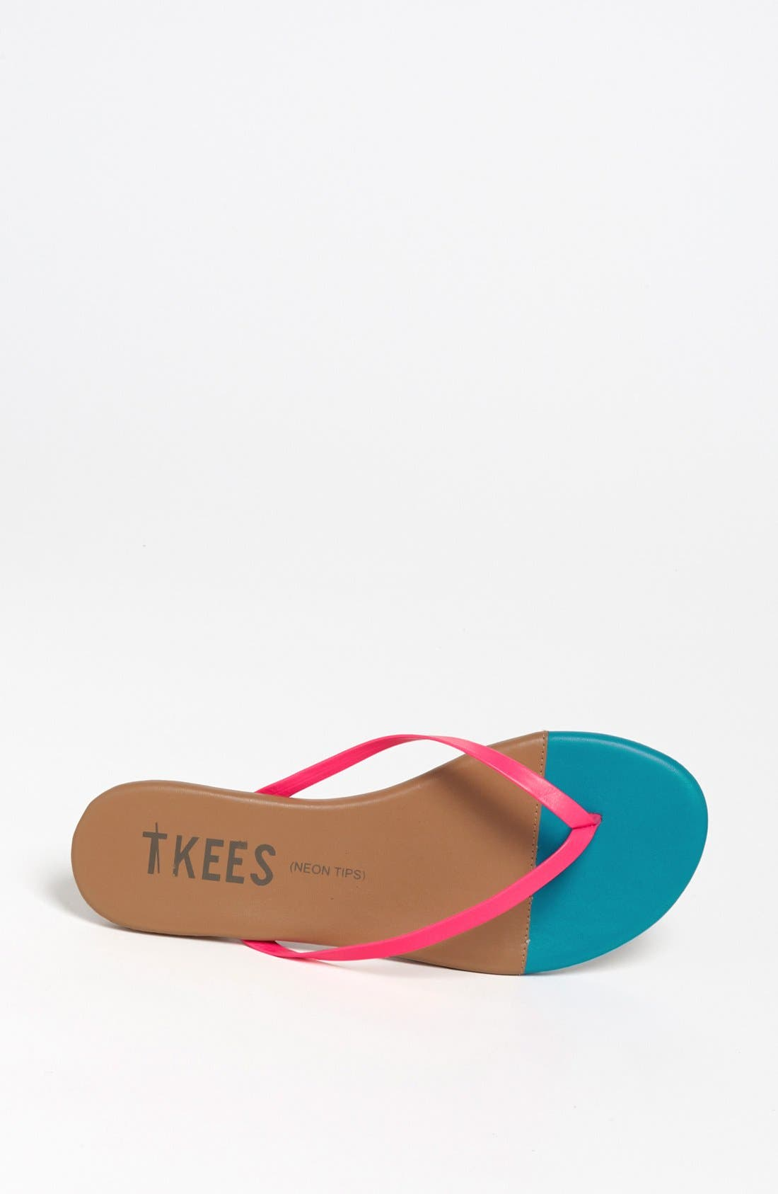 Alternate Image 3  - TKEES 'Neon Tips' Flip Flop