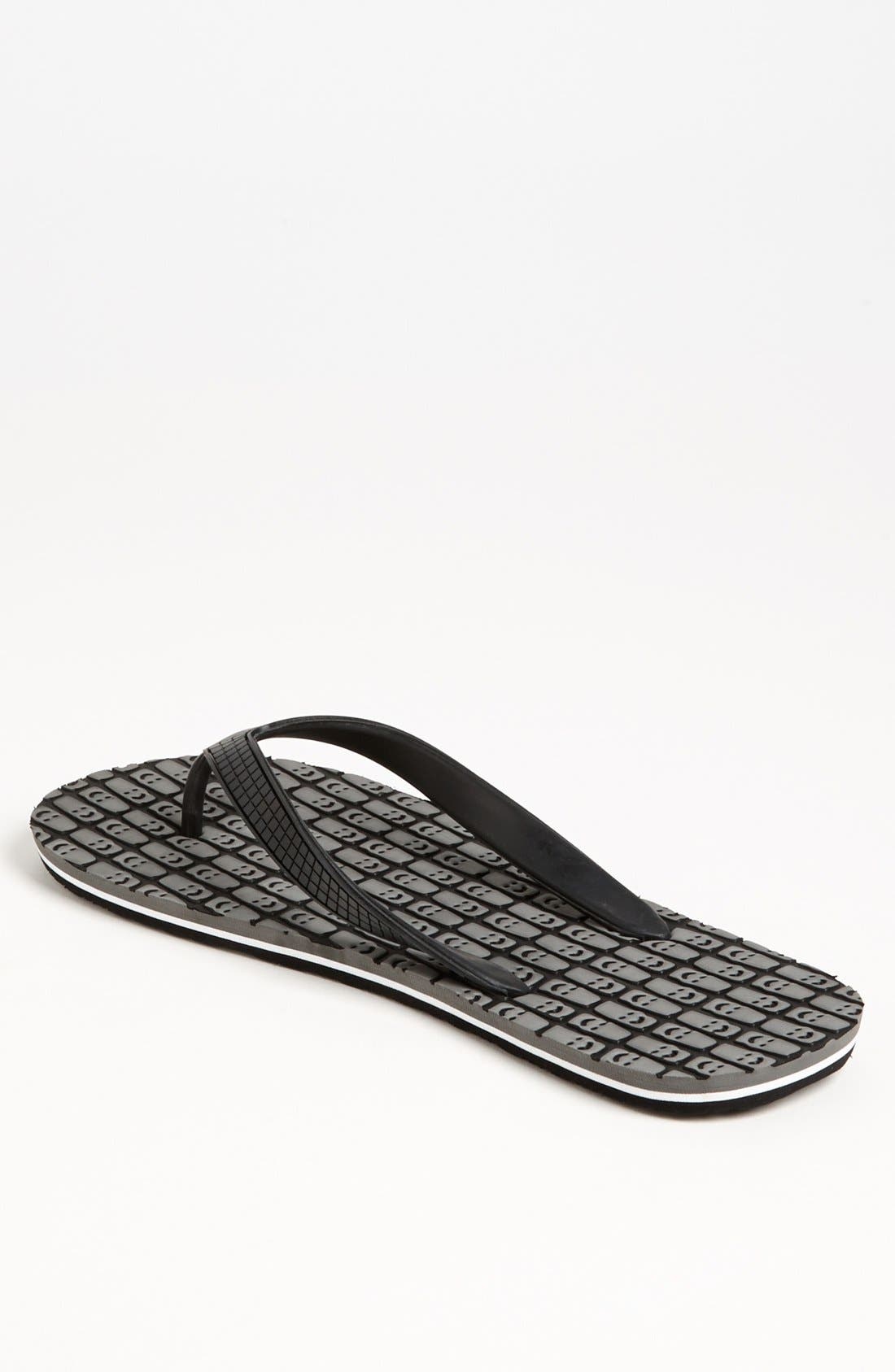 Alternate Image 2  - Sanuk 'Tiki' Flip Flop (Men)