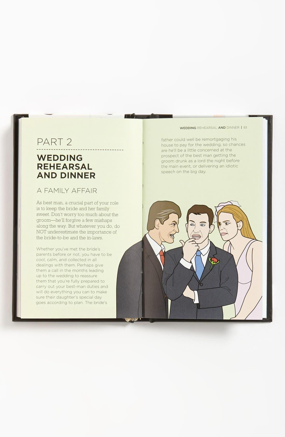 Alternate Image 2  - 'Bachelor Parties & Best Man Speeches' Book