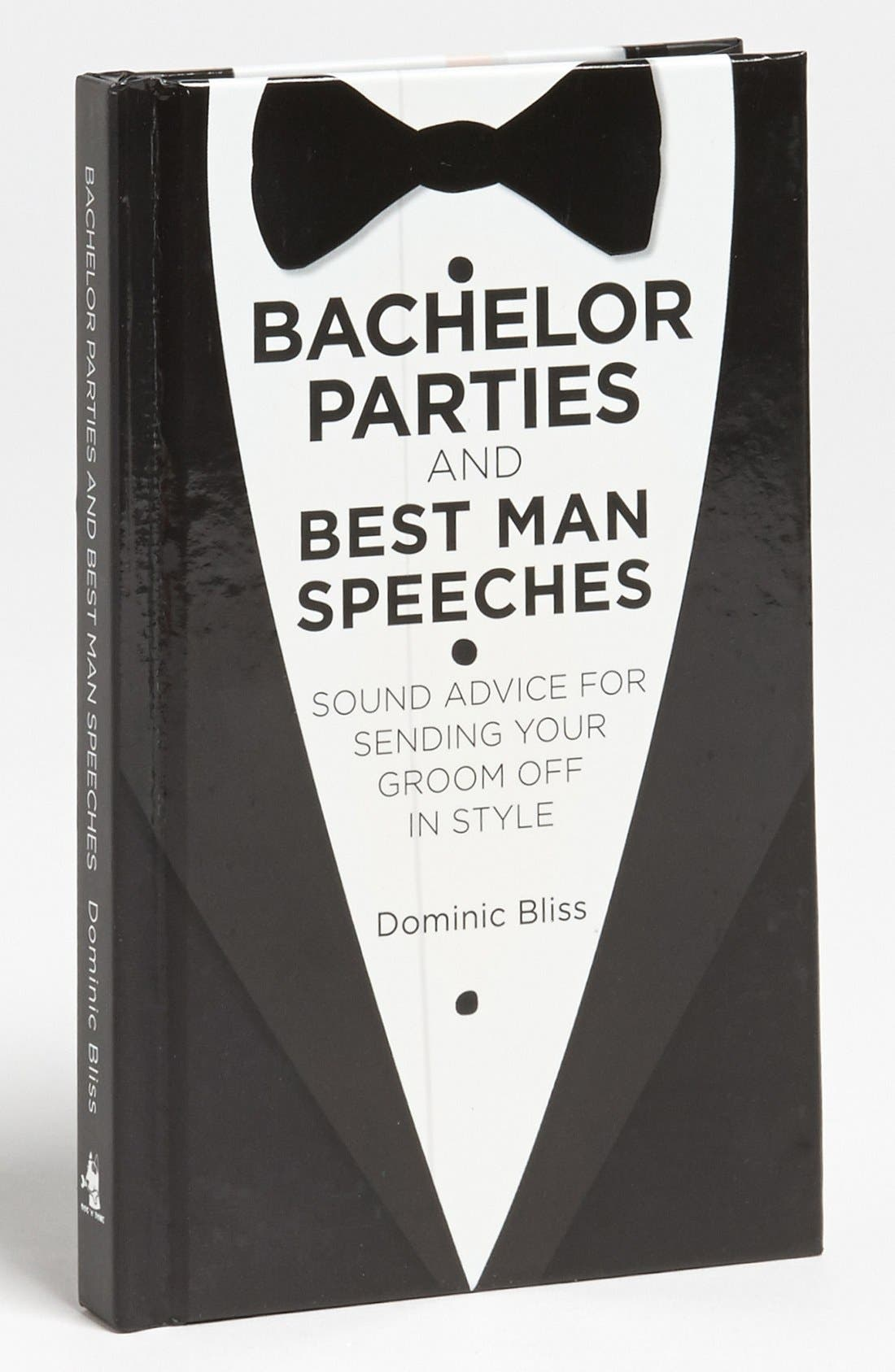 Alternate Image 1 Selected - 'Bachelor Parties & Best Man Speeches' Book