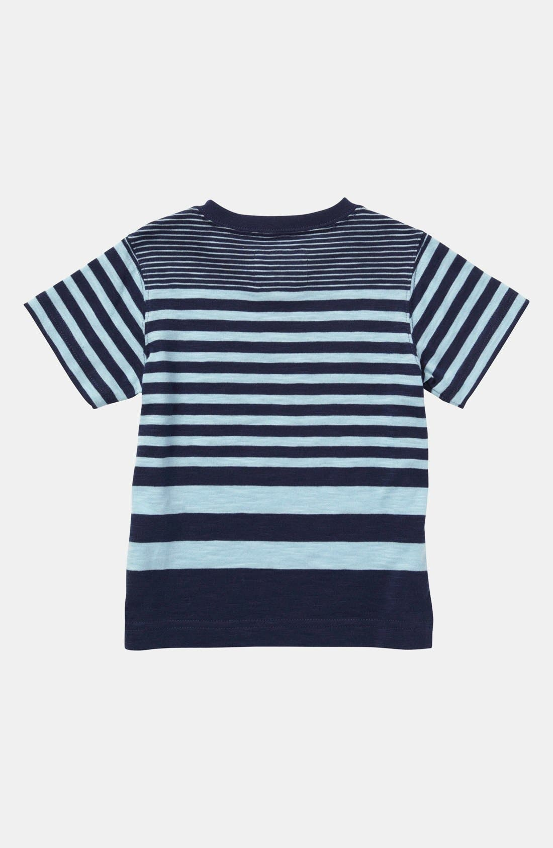 Alternate Image 2  - Quiksilver 'Car Path' T-Shirt (Baby)