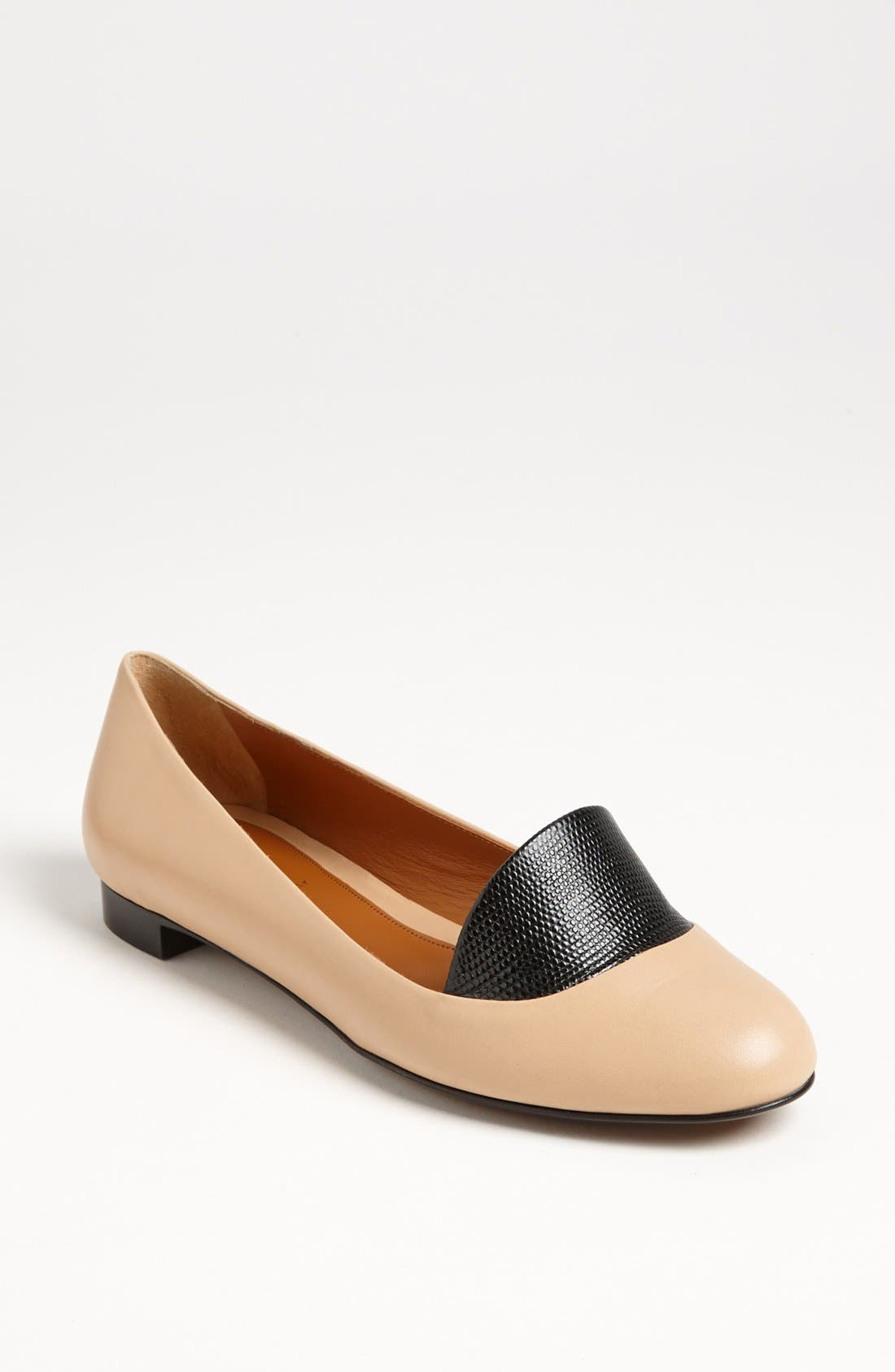 Alternate Image 1 Selected - Fendi 'Anemone' Flat