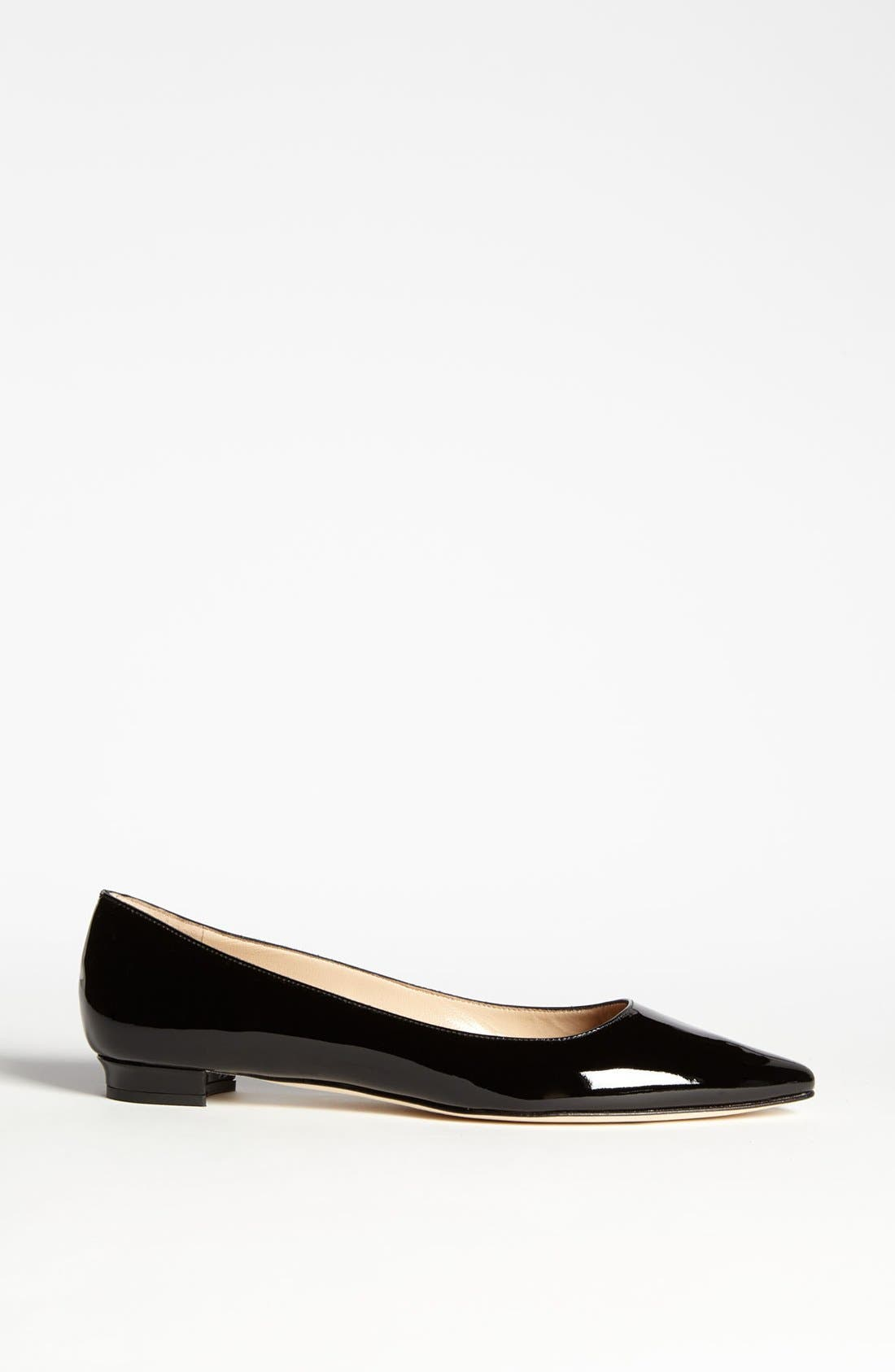 Alternate Image 4  - Manolo Blahnik 'Titto' Flat