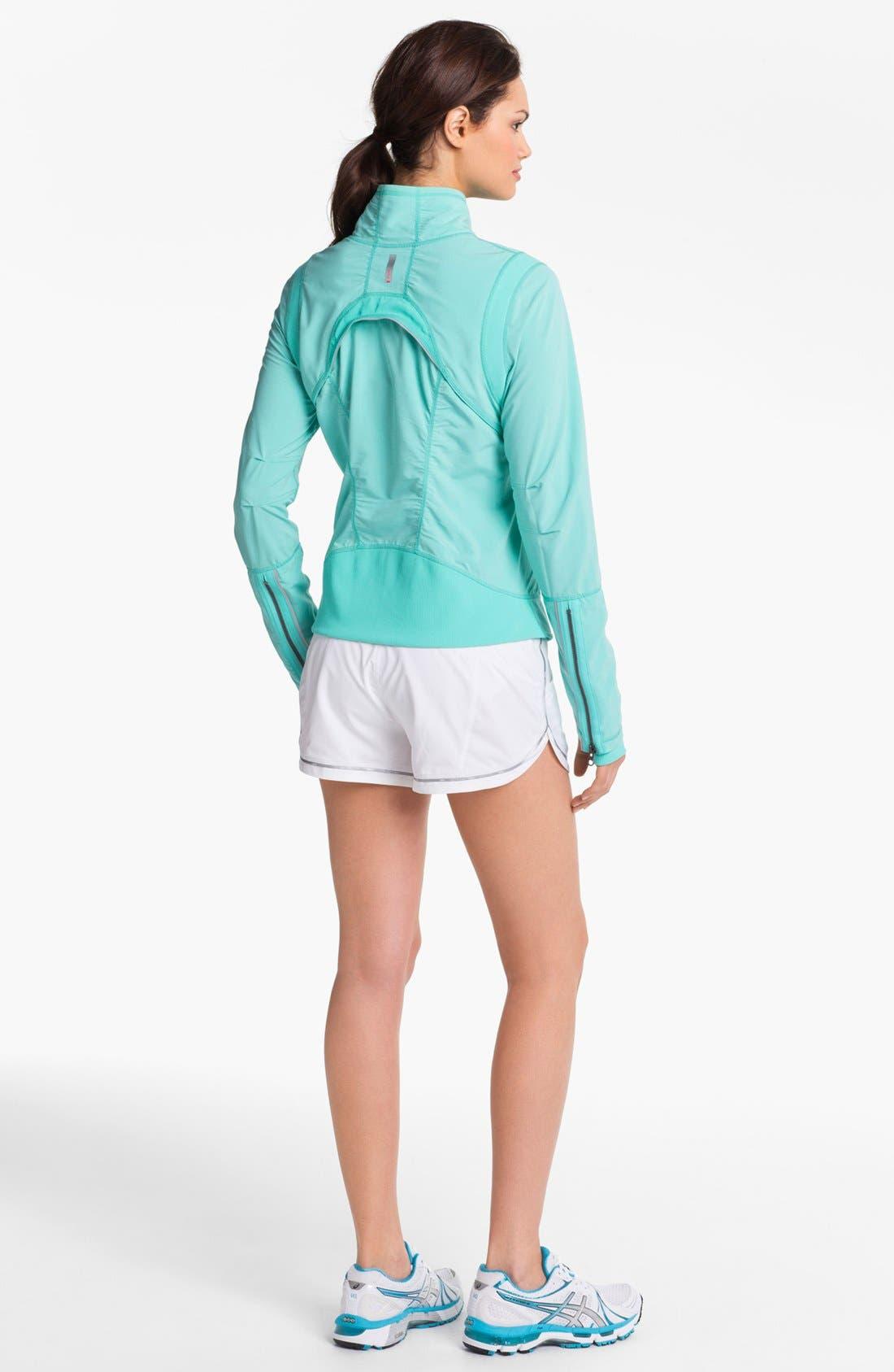 Alternate Image 4  - Zella 'Natalie' Running Jacket