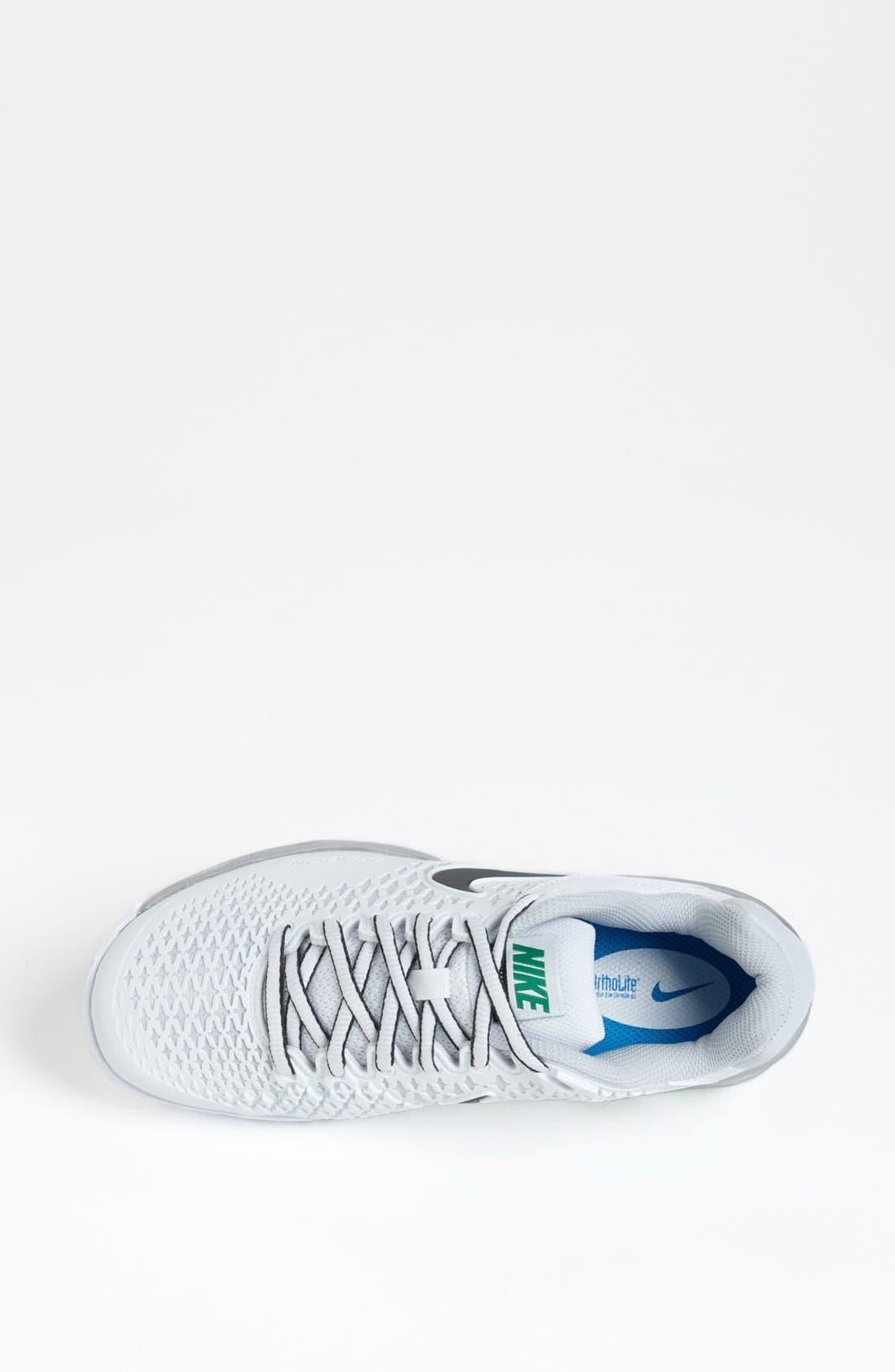 Alternate Image 3  - Nike 'Air Max Cage' Tennis Shoe (Women) (Regular Retail Price: $115.00)