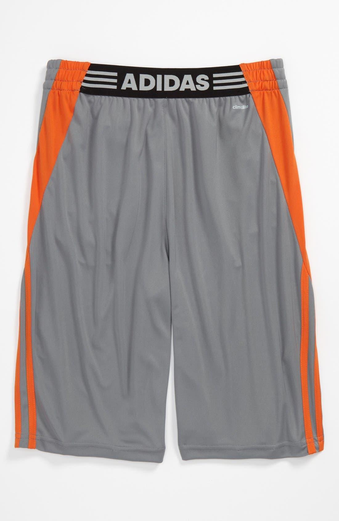 Alternate Image 2  - adidas 'Ultimate Swat' Shorts (Big Boys)