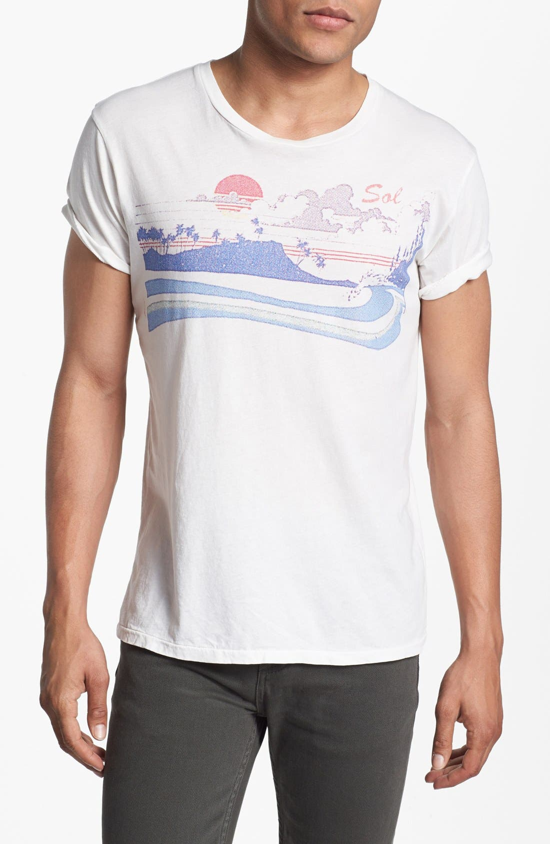 Alternate Image 1 Selected - Sol Angeles 'Sol Surf' Graphic T-Shirt