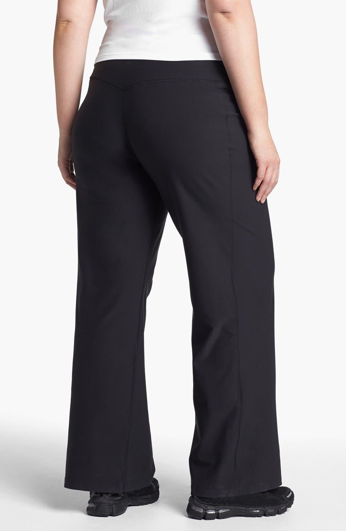 Alternate Image 2  - Nike 'Legend 2.0 Regular Poly' Pants (Plus Size)
