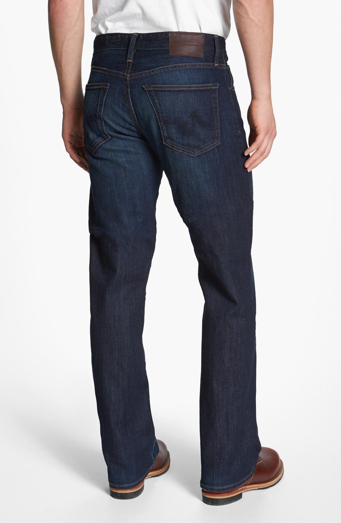 Alternate Image 2  - AG Jeans 'Hero' Relaxed Jeans