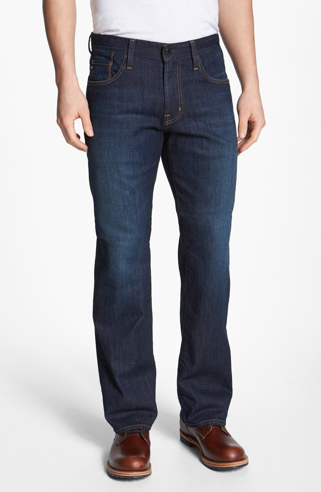 Alternate Image 1 Selected - AG Jeans 'Hero' Relaxed Jeans