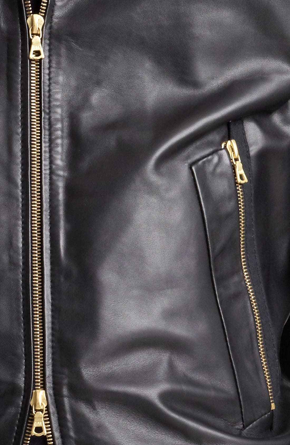 Alternate Image 3  - PS Paul Smith Leather Jacket