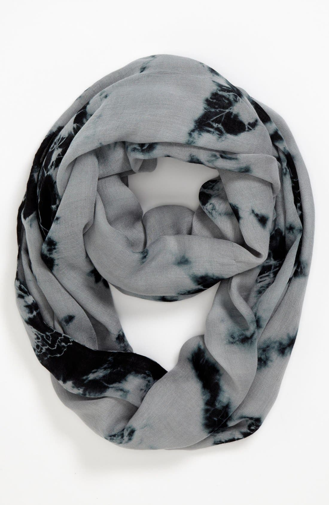 Main Image - Leith Tie Dye Infinity Scarf