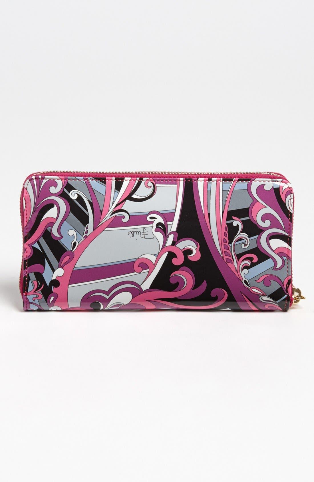 Alternate Image 4  - Emilio Pucci 'Baby Neo Singapore - Large'  Zip Around Wallet
