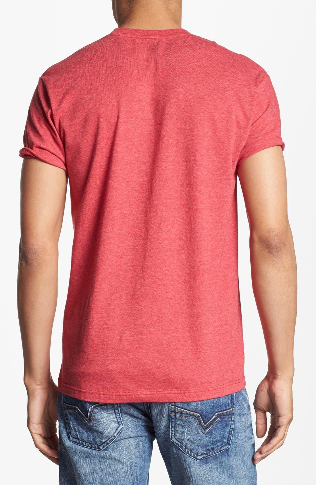 Alternate Image 2  - Topless 'Munchies' Graphic T-Shirt