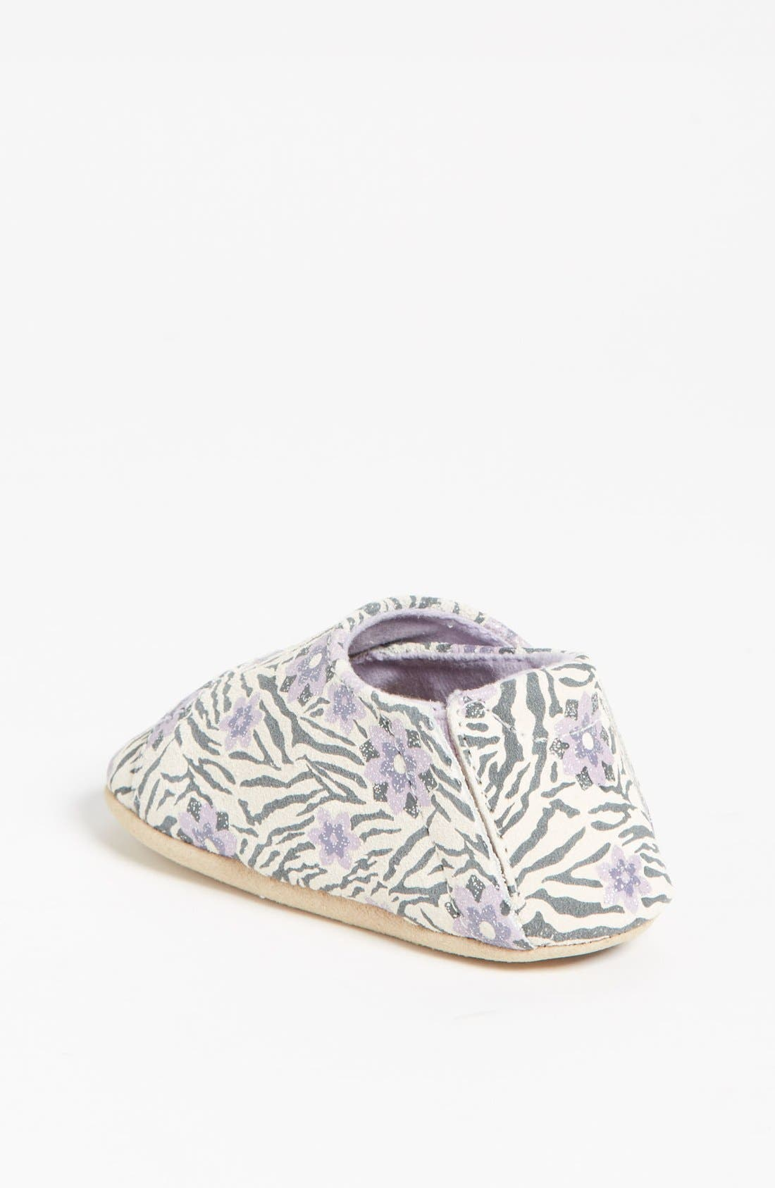Alternate Image 2  - Stride Rite 'Jungle Bloom' Crib Shoe (Baby) (Online Only)