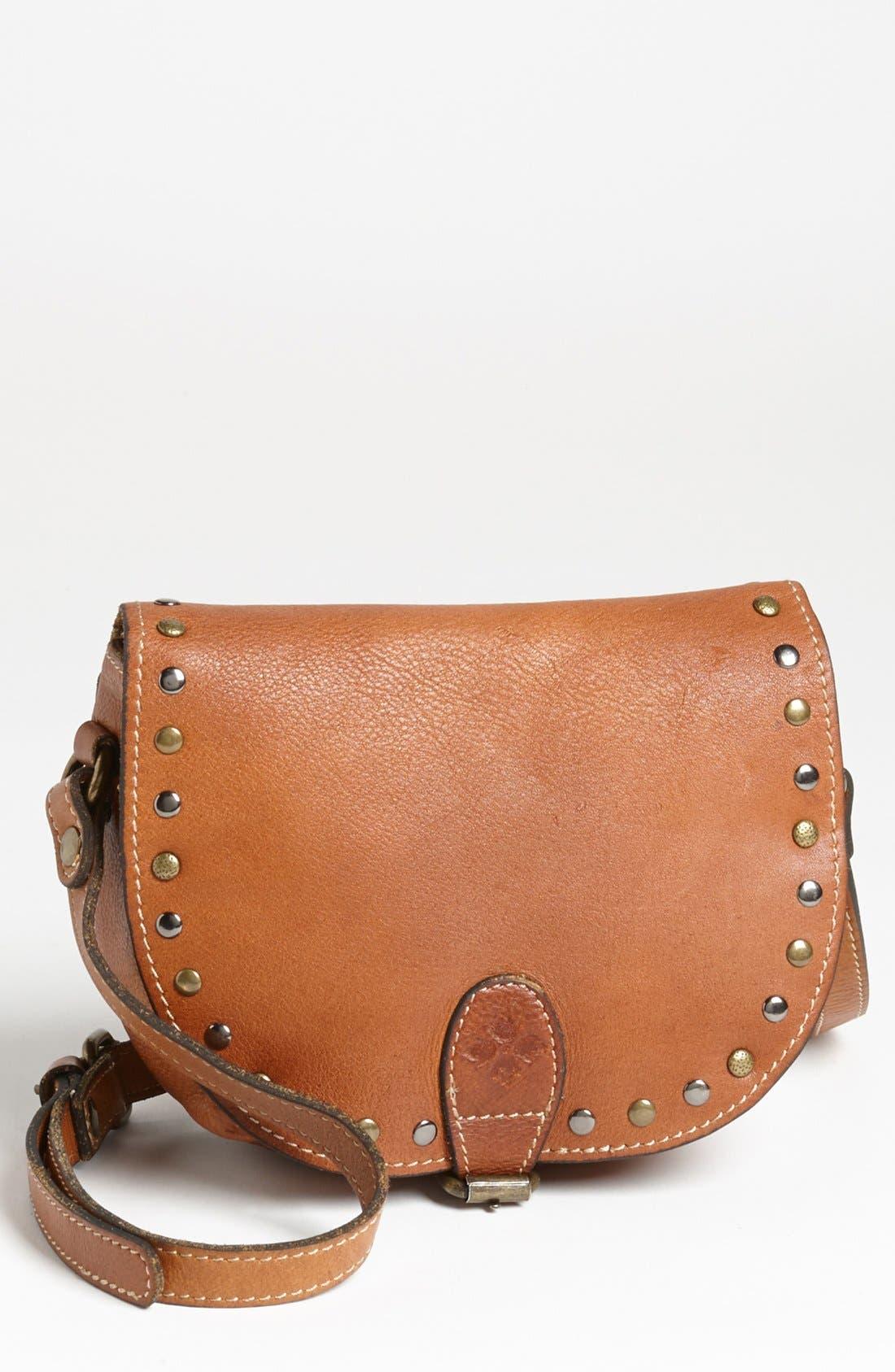 Main Image - Patricia Nash 'Isola - Small' Leather Crossbody Bag