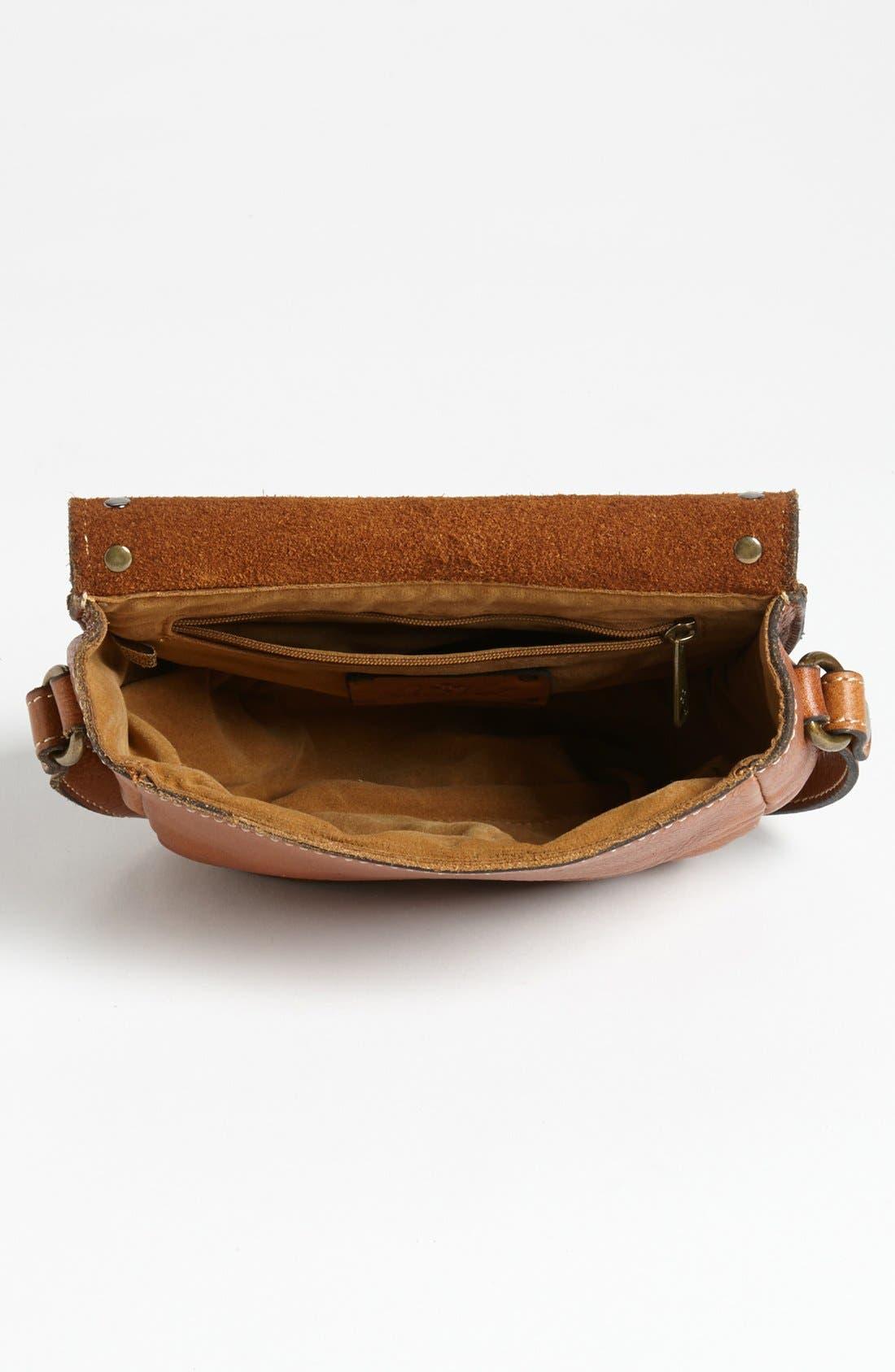 Alternate Image 3  - Patricia Nash 'Isola - Small' Leather Crossbody Bag