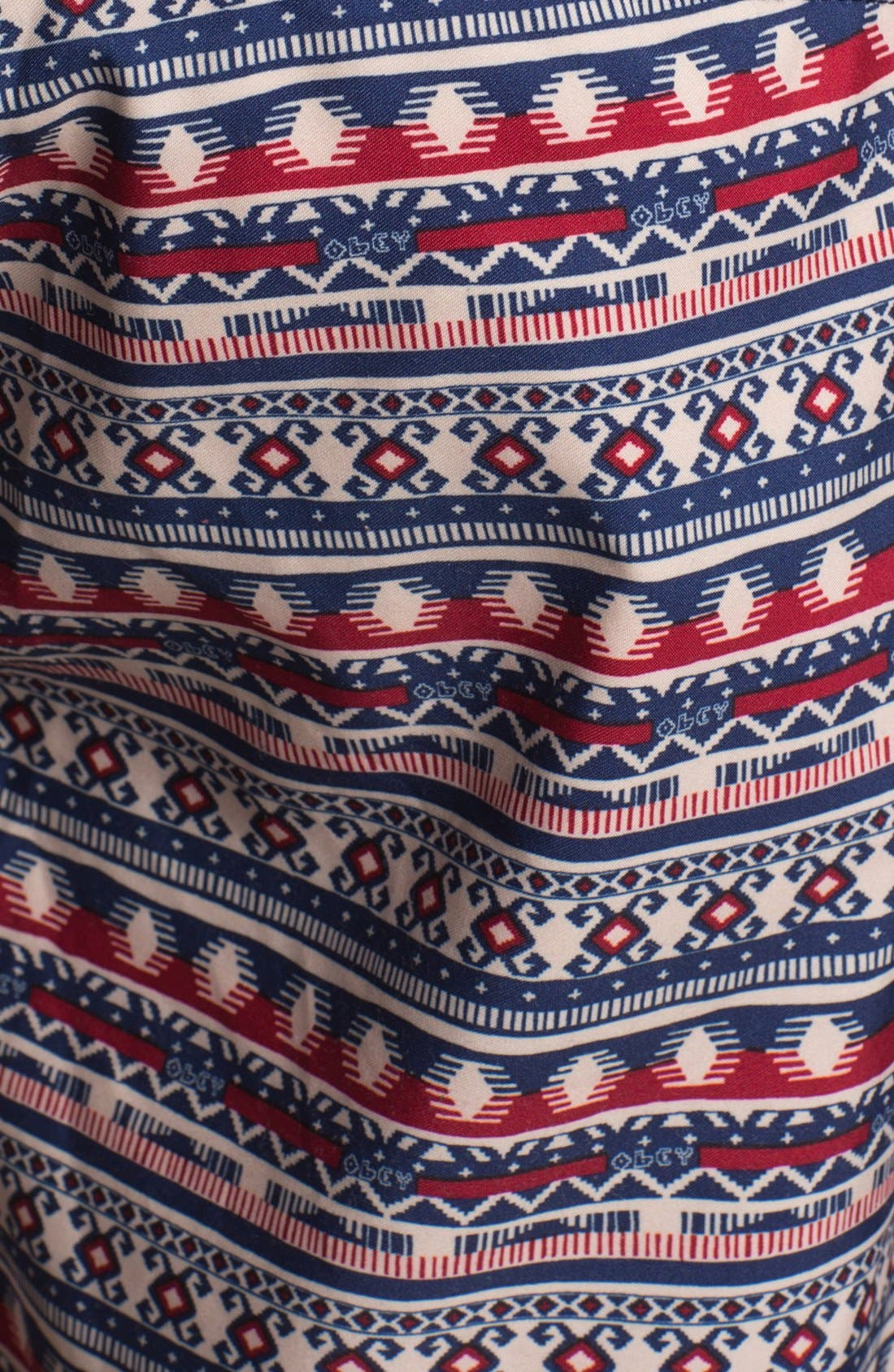 Alternate Image 3  - Obey 'Marrakesh' Swim Shorts