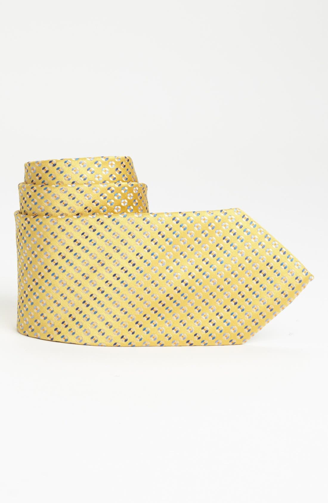 Alternate Image 1 Selected - Joseph Abboud Woven Silk Tie (Boys)