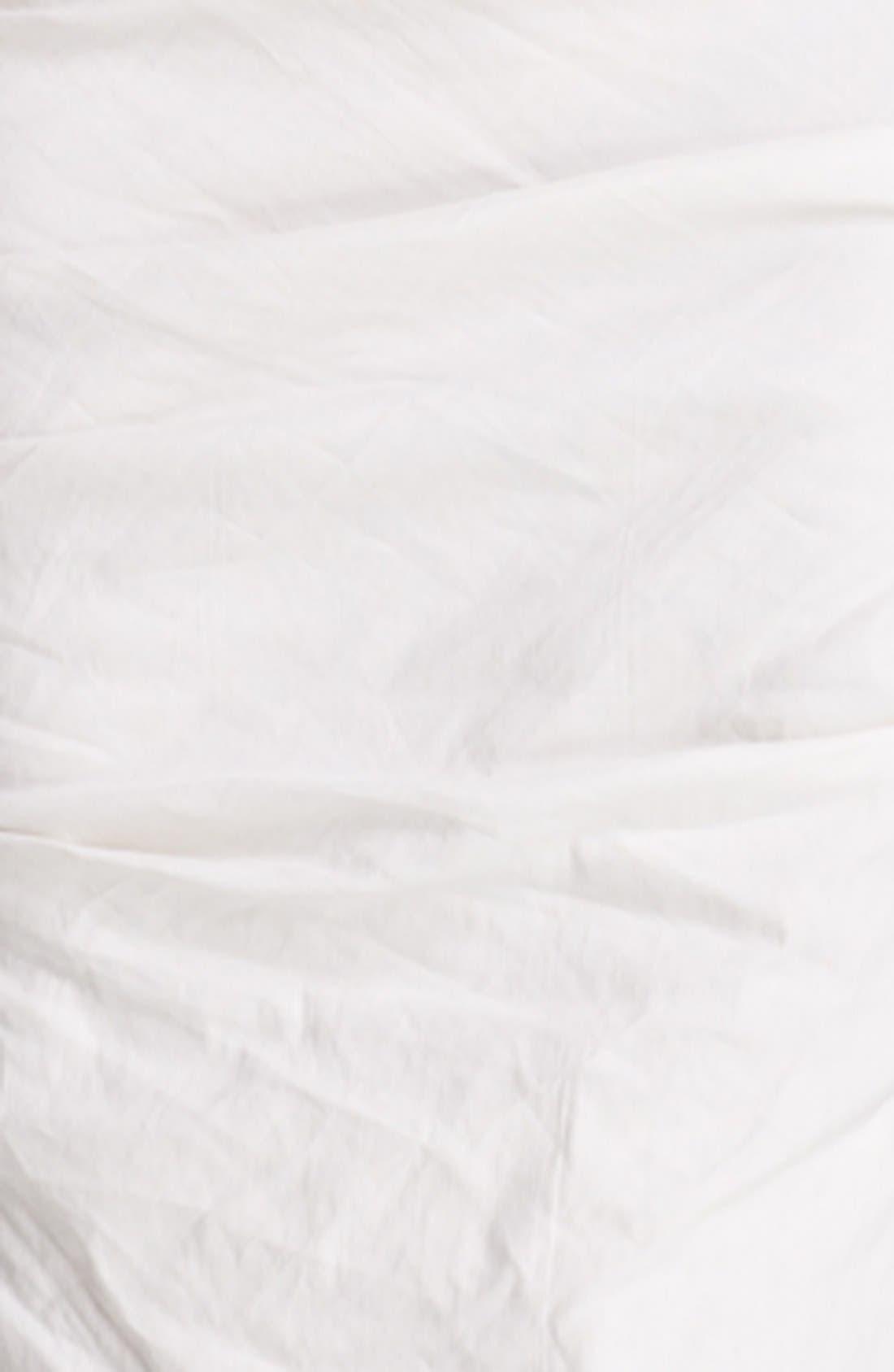 Alternate Image 3  - Nicole Miller Shimmer Pencil Skirt