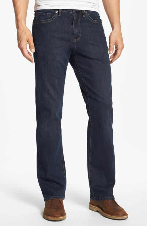 34 Heritage Charisma Relaxed Fit Jeans (Dark Comfort) (Regular   Tall)