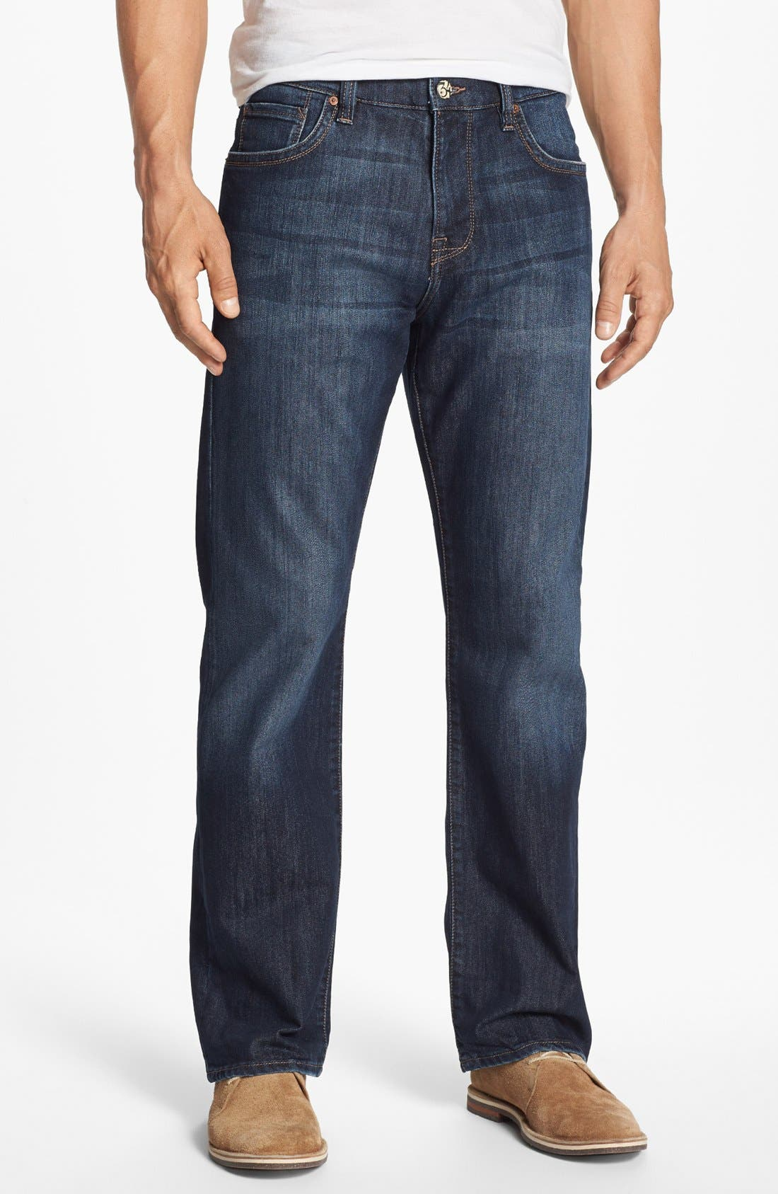 Main Image - 34 Heritage 'Confidence' Straight Leg Jeans