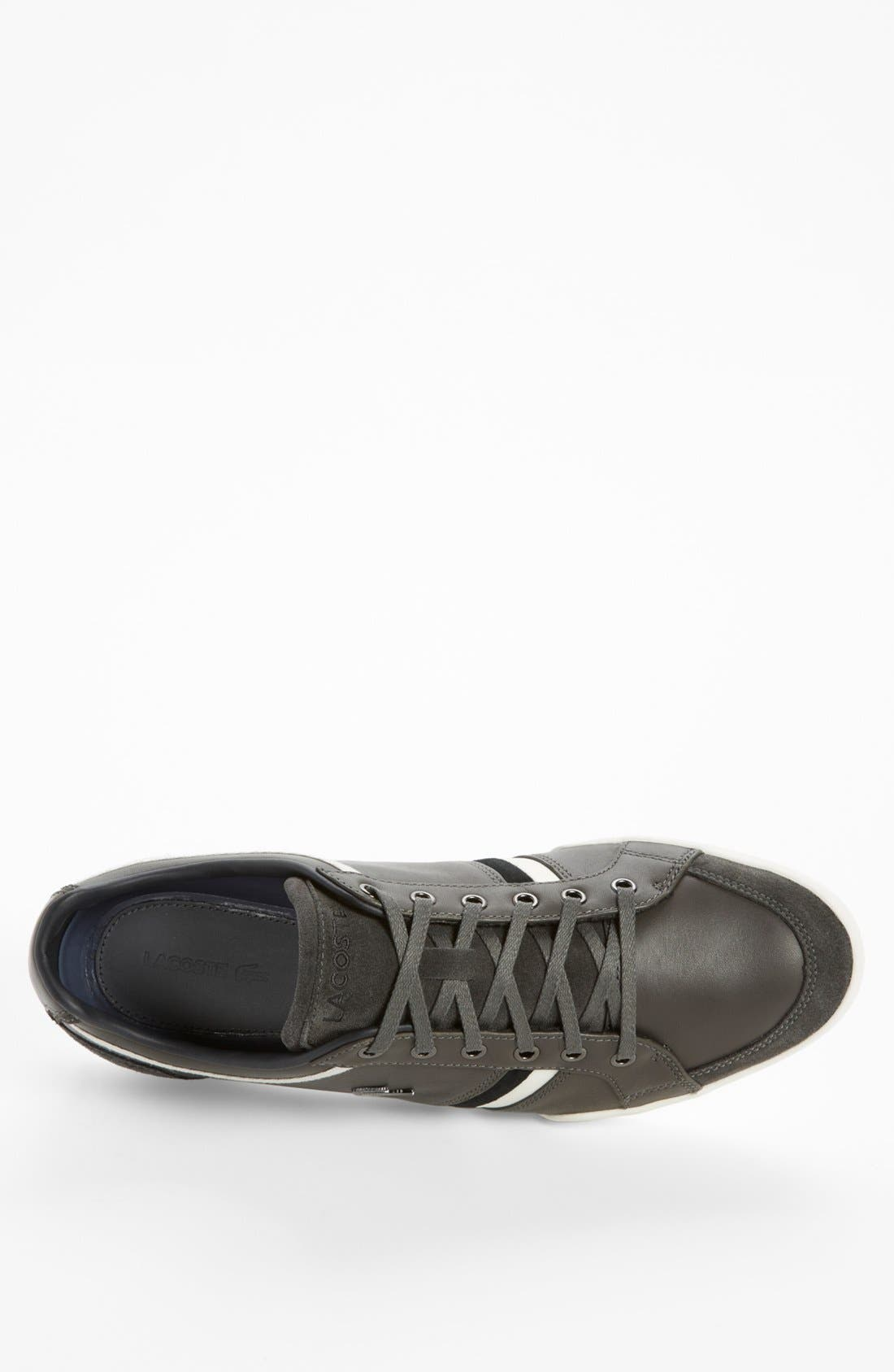 Alternate Image 3  - Lacoste 'Rayford 2' Sneaker (Men)