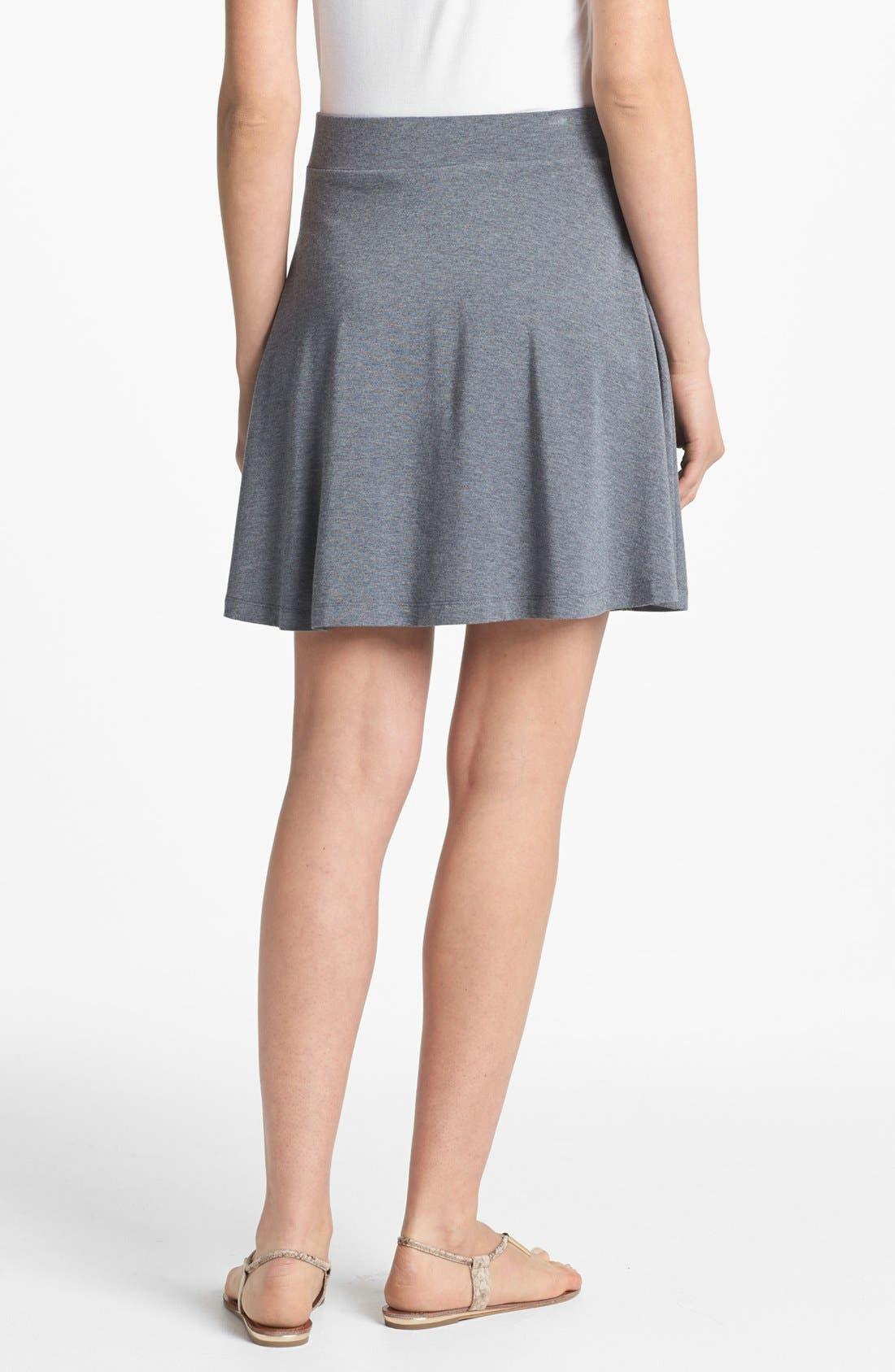 Alternate Image 3  - Caslon® Knit Circle Skirt