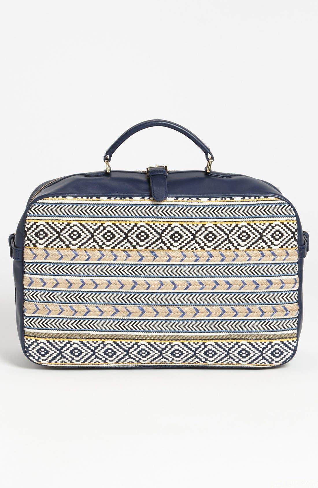 Alternate Image 4  - Tory Burch 'Priscilla Mochilla' Suitcase Satchel
