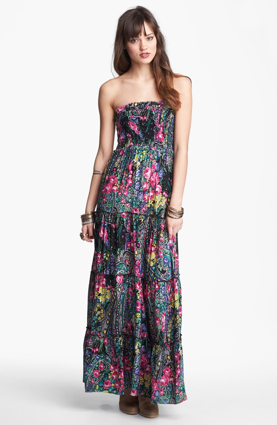 Alternate Image 1 Selected - Free People 'Easy Come' Maxi Dress