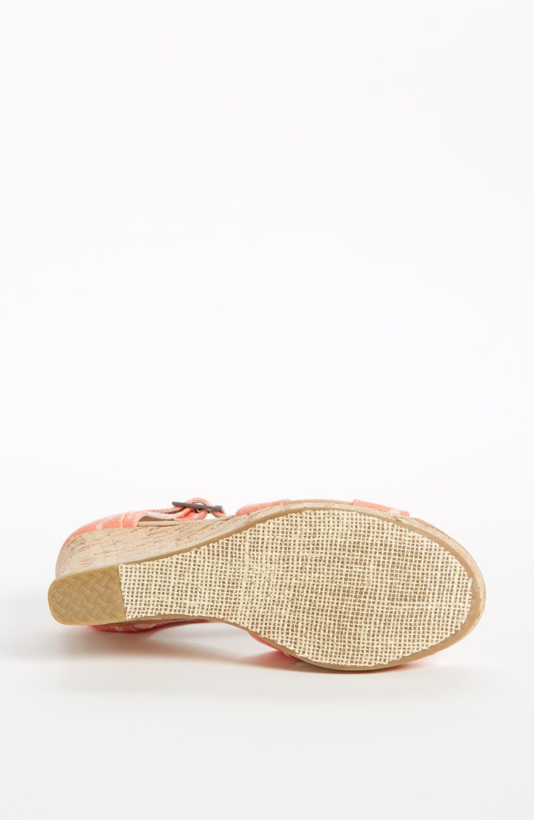 Alternate Image 4  - TOMS 'Geometric Ikat' Wedge