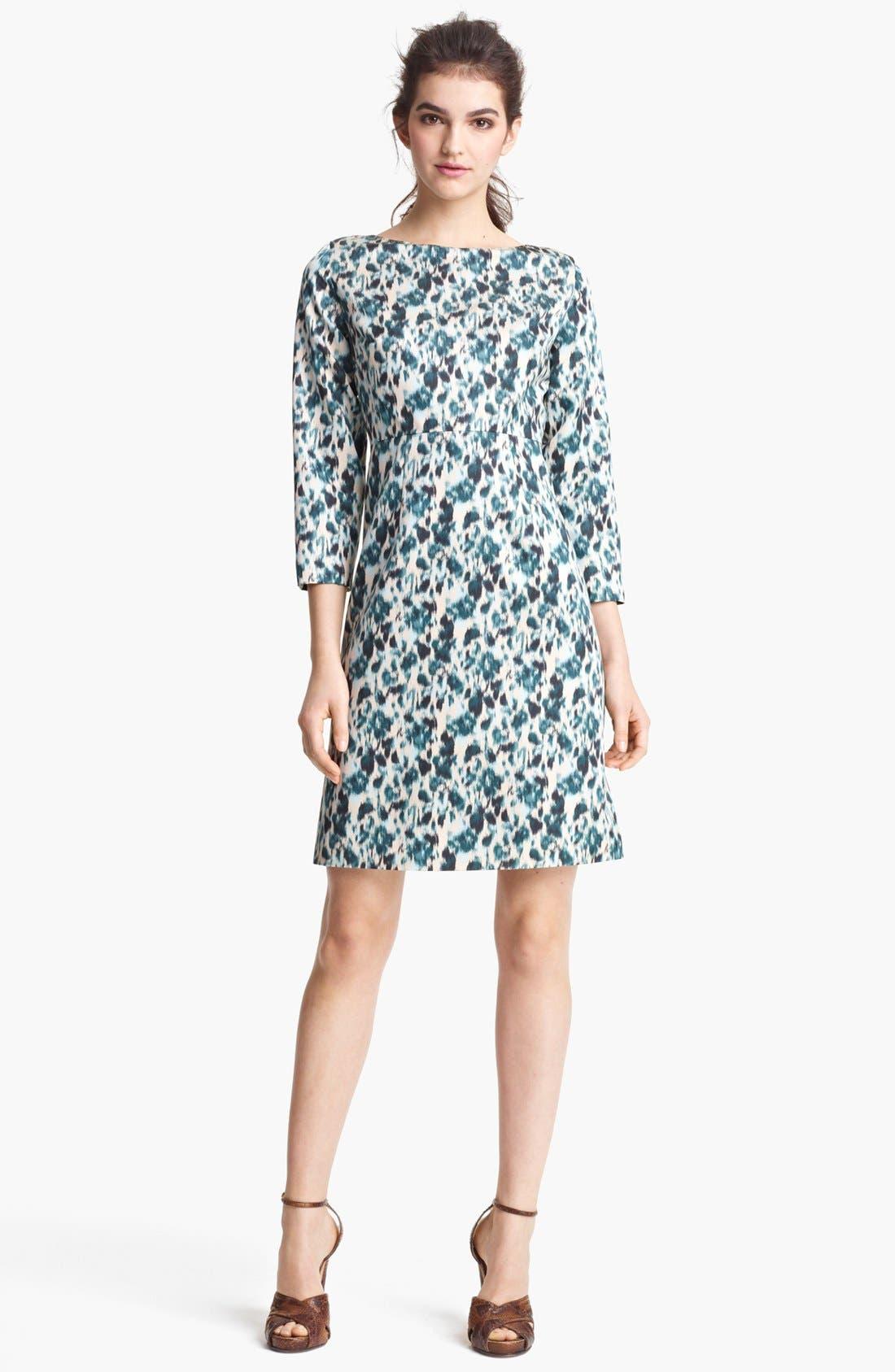 Alternate Image 1 Selected - MARC JACOBS Floral Print Dress