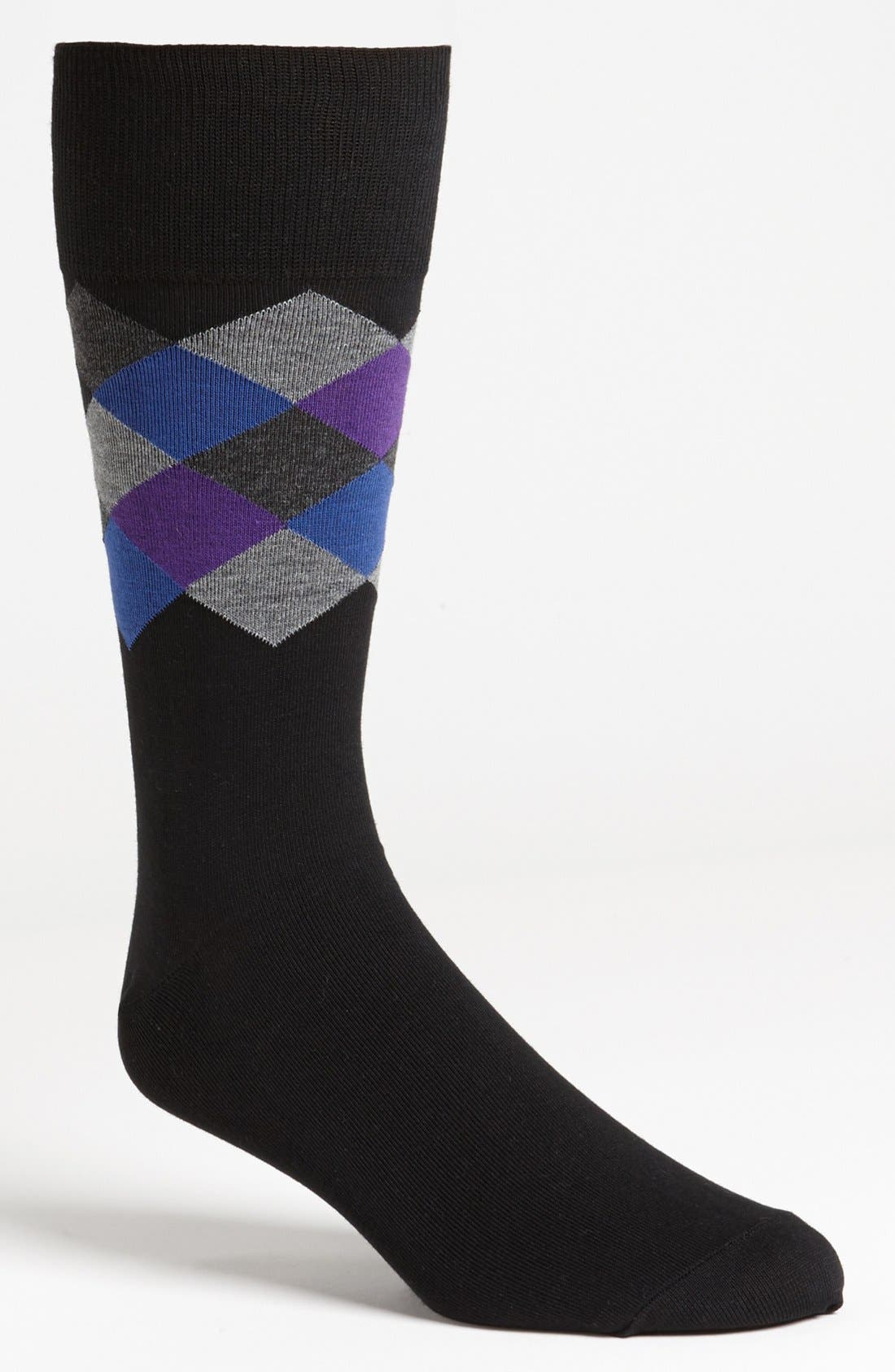 Main Image - Cole Haan Argyle Socks