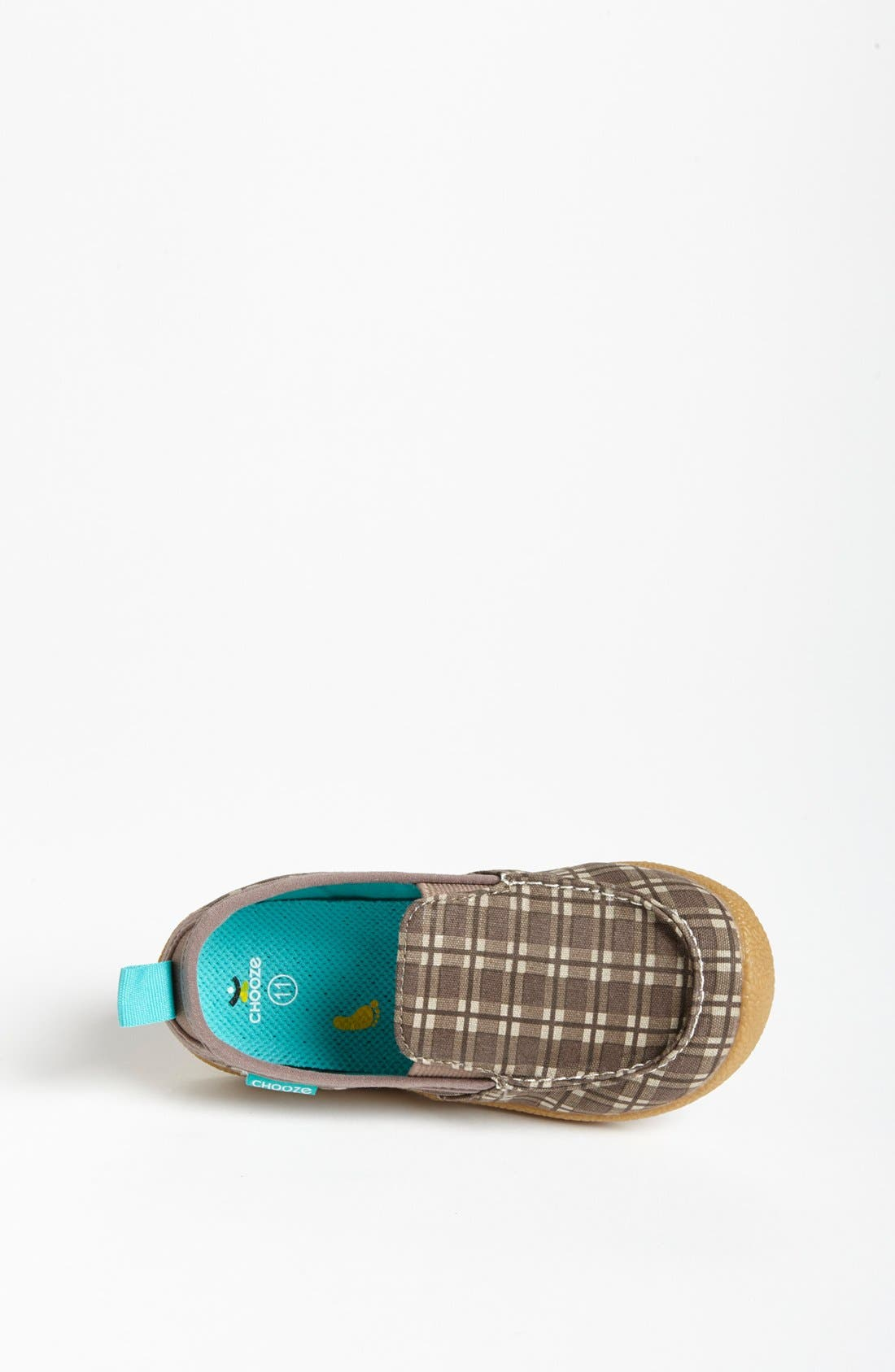 Alternate Image 3  - CHOOZE 'Scout - Study Brown' Slip-On Loafer (Toddler, Little Kid & Big Kid)