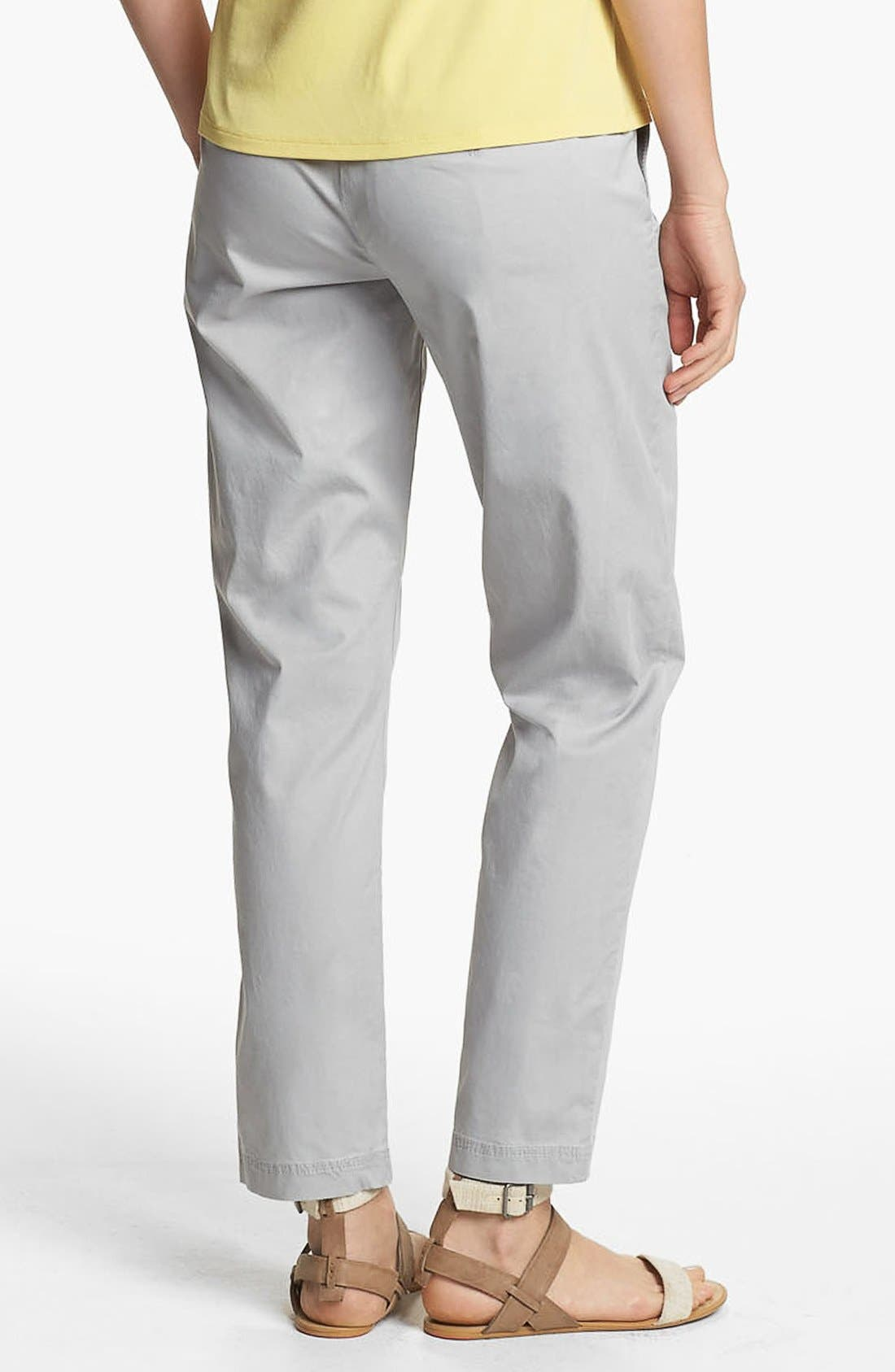 Alternate Image 2  - Eileen Fisher Tapered Ankle Pants