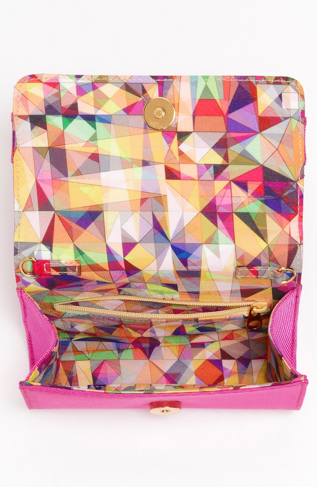 Alternate Image 3  - Ted Baker London Crystal Bow Clutch