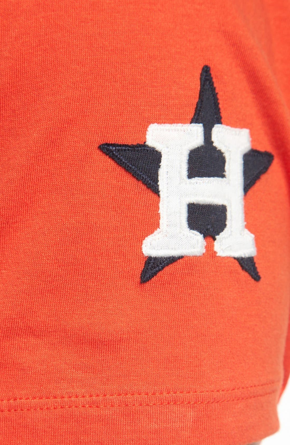 Alternate Image 3  - 47 Brand 'Houston Astros - Fieldhouse' T-Shirt
