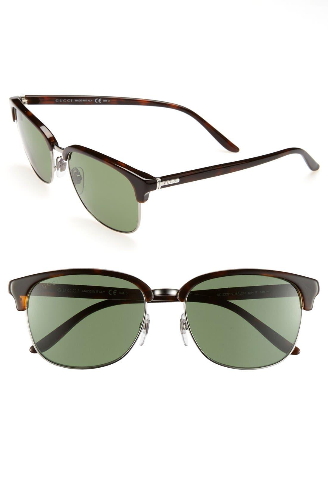 Main Image - Gucci 54mm Sunglasses