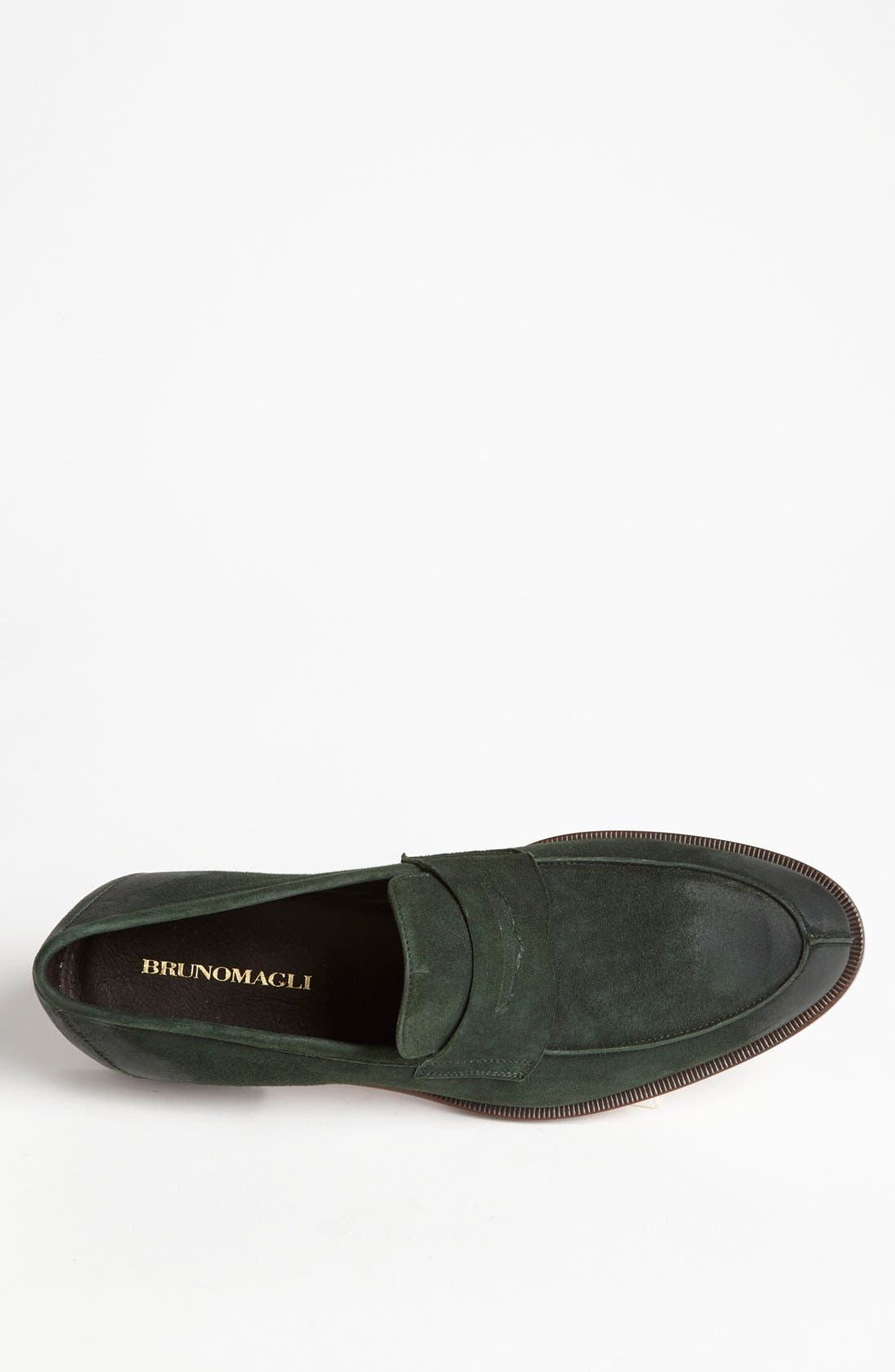 Alternate Image 3  - Bruno Magli 'Rotzo' Penny Loafer