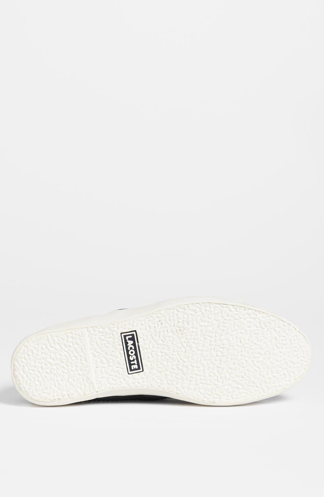 Alternate Image 4  - Lacoste 'Aristide 10' Sneaker (Men)