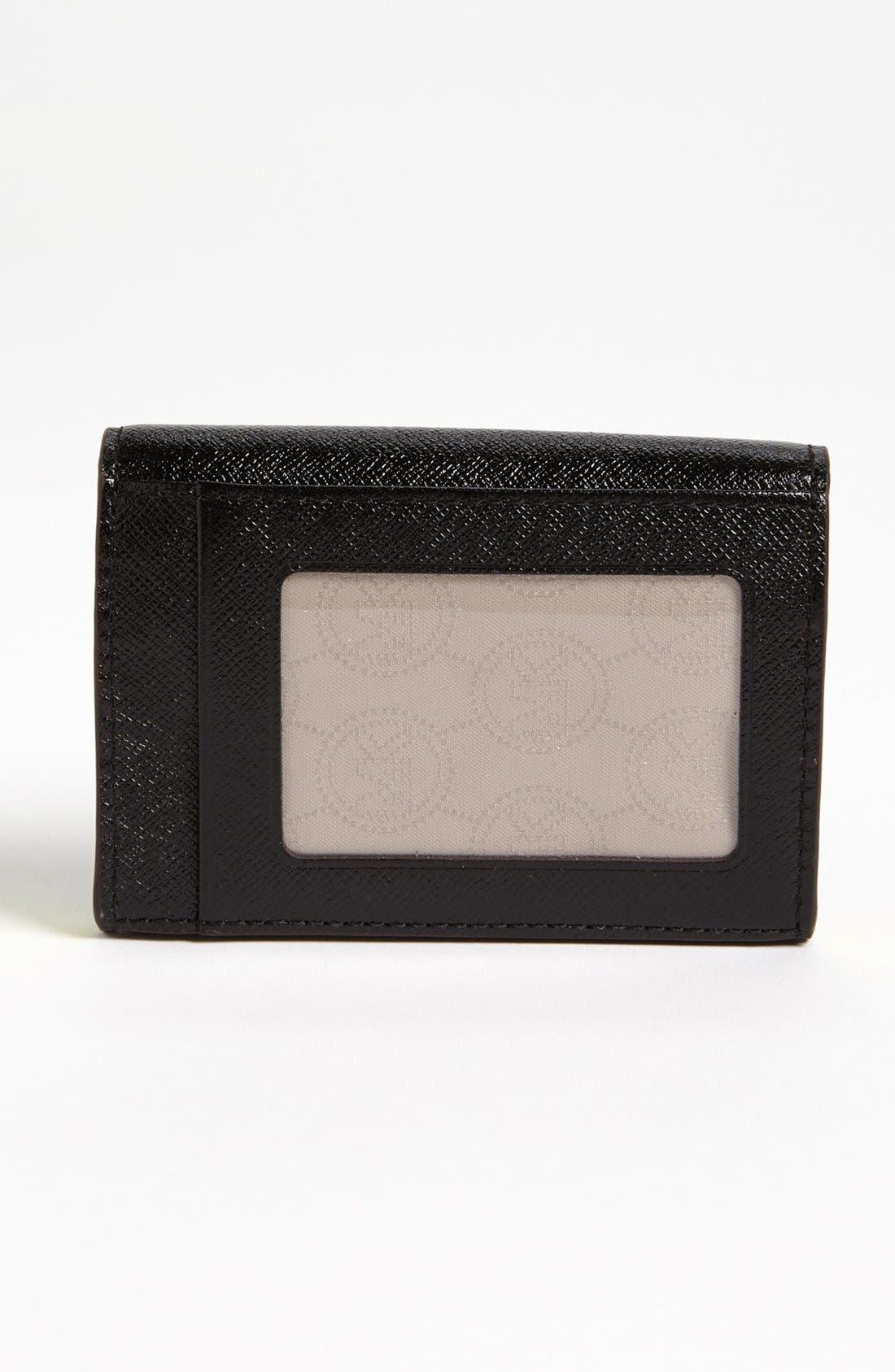 Alternate Image 4  - MICHAEL Michael Kors Saffiano Leather Coin Purse