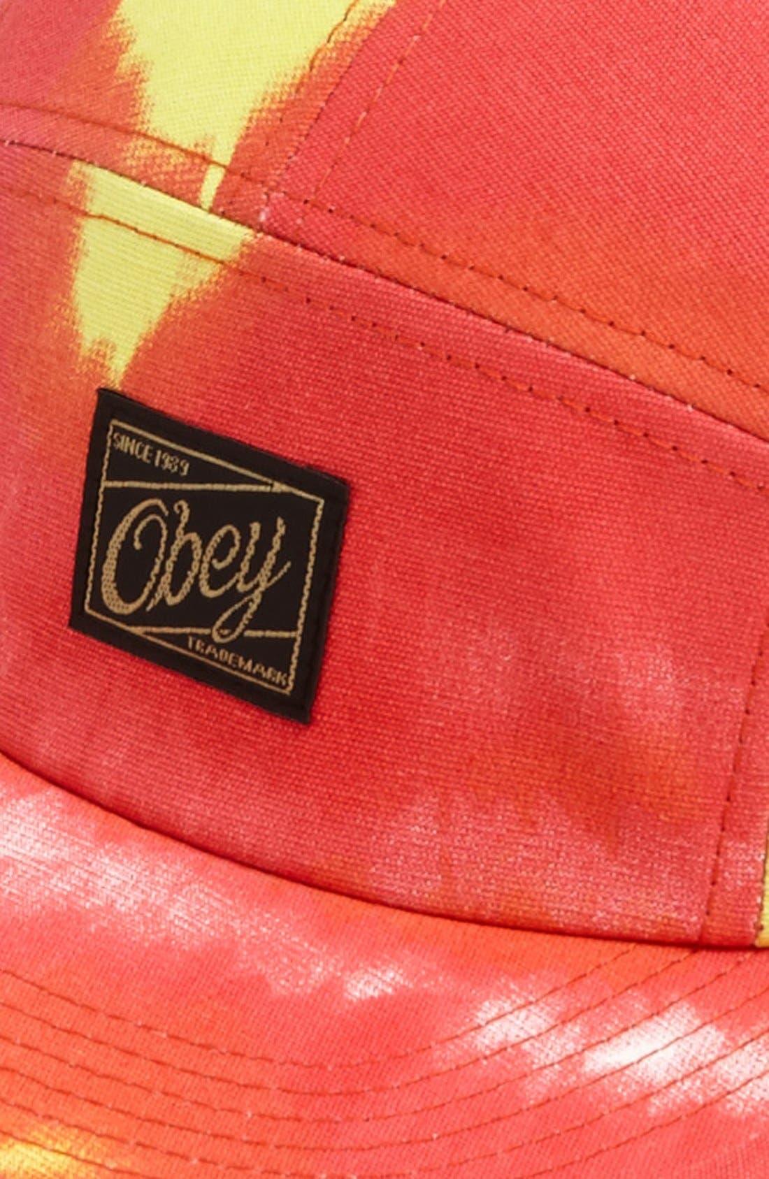 Alternate Image 2  - Obey 'Jerry' Hat