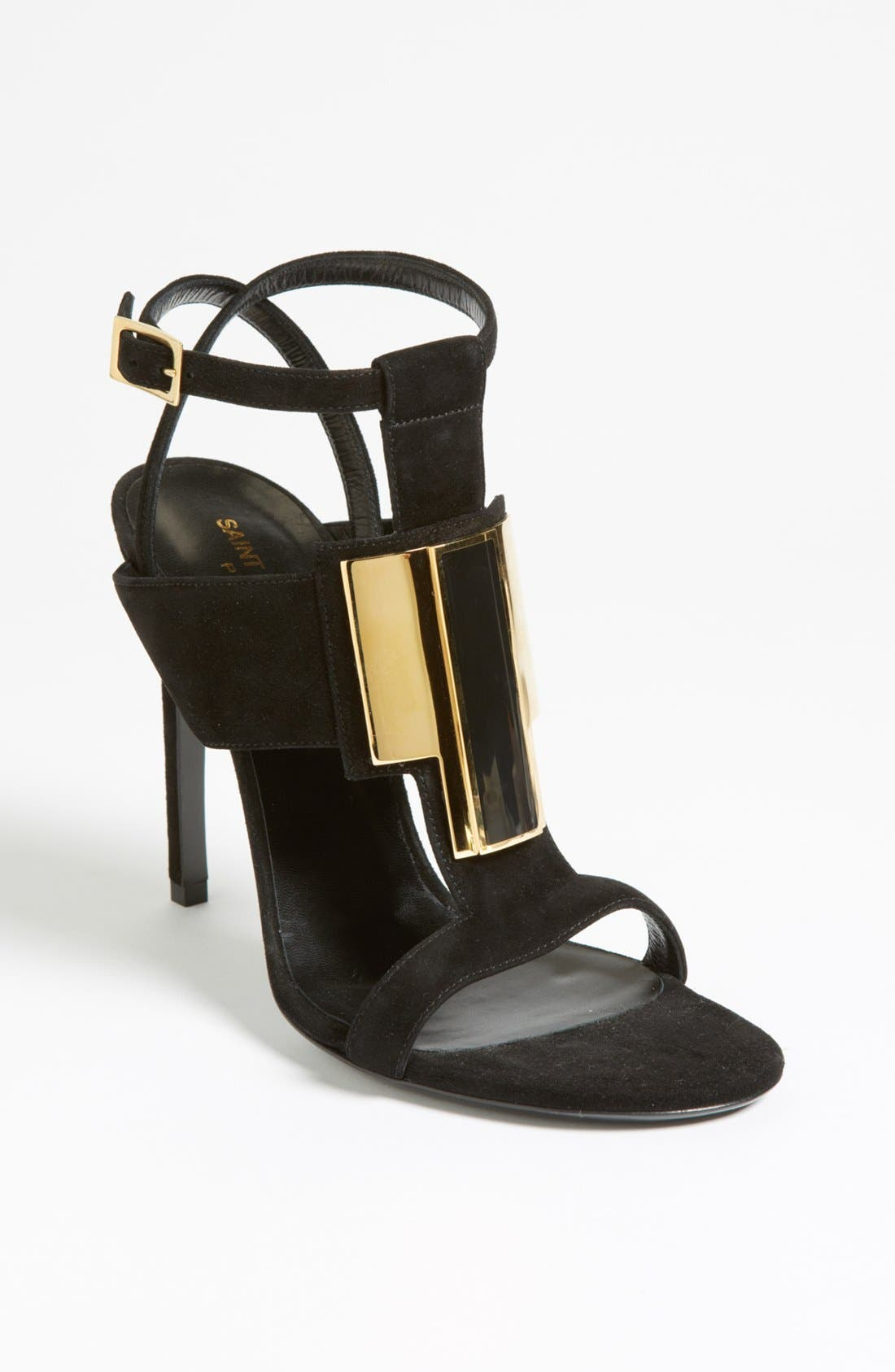 Alternate Image 1 Selected - Saint Laurent 'Janis Metal' Sandal