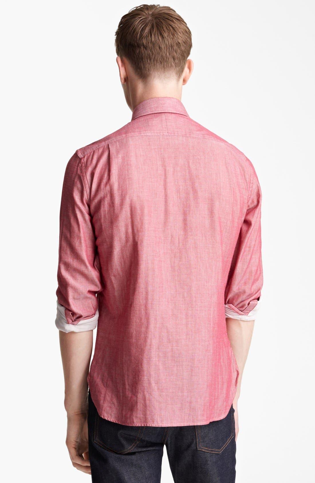 Alternate Image 2  - Shipley & Halmos 'Booster' Sport Shirt