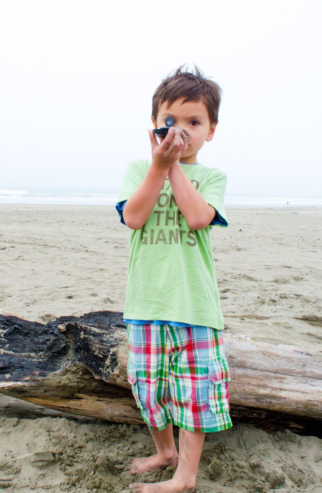 Alternate Image 3  - Peek 'Lowell' Trail Shorts (Big Boys)