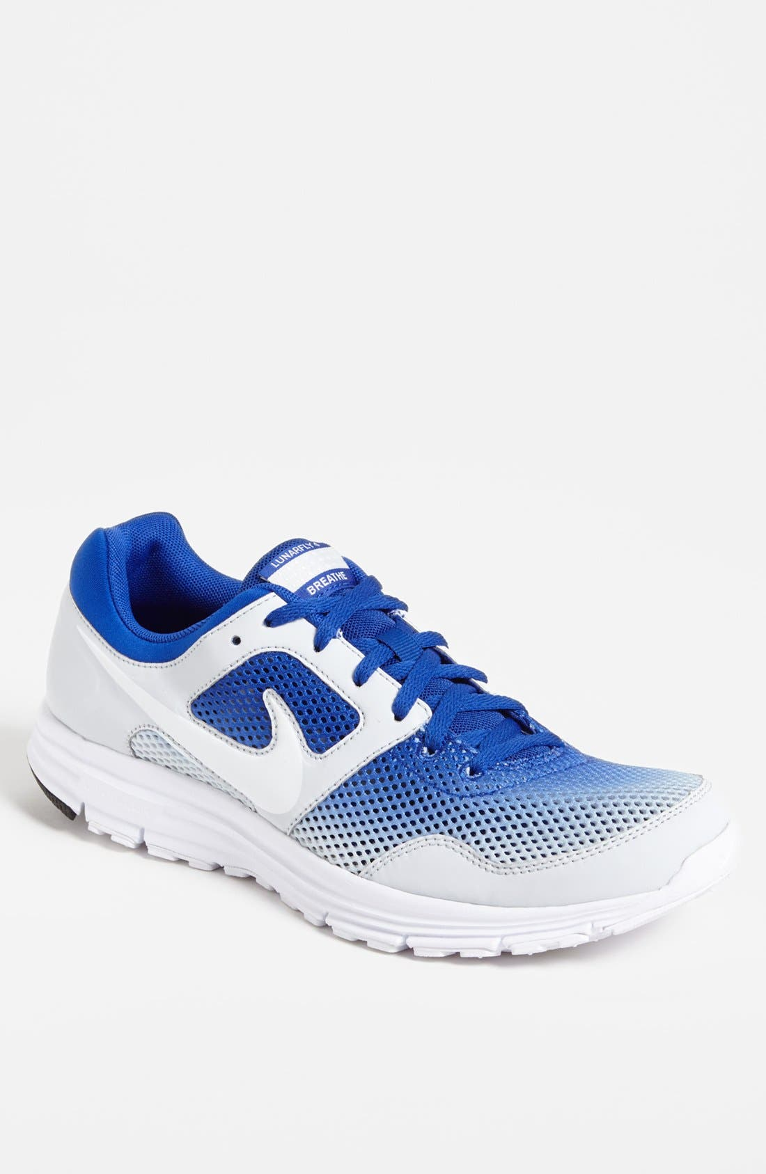 Alternate Image 1 Selected - Nike 'Lunarfly+ 4 Breathe' Running Shoe (Men)