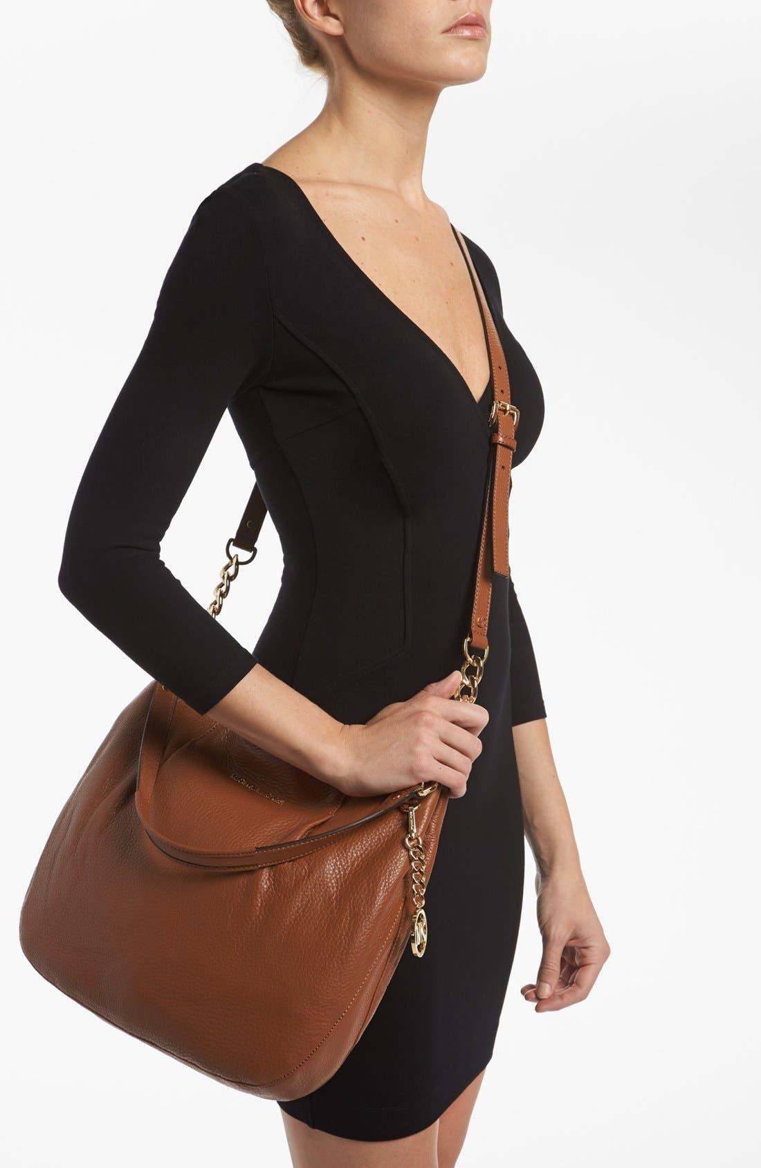Alternate Image 2  - MICHAEL Michael Kors 'Bedford - Large' Shoulder Bag