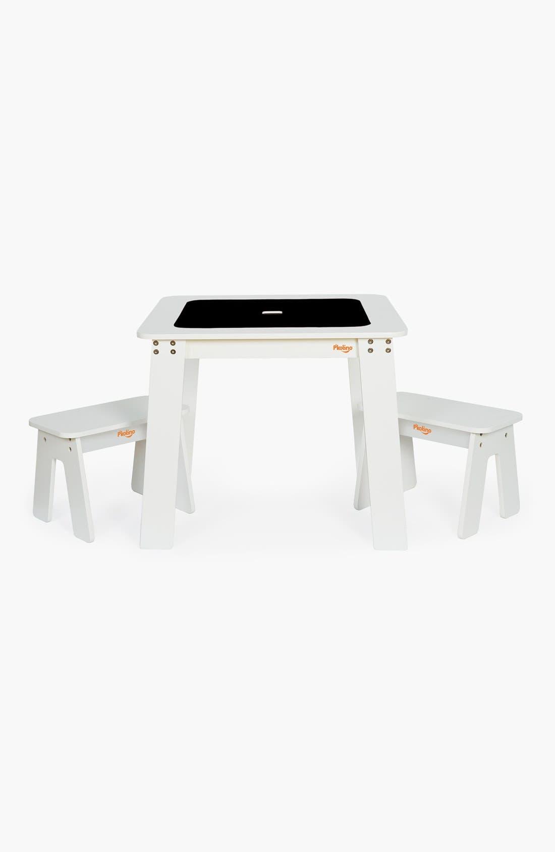 Main Image - P'kolino Art Table & Benches (Toddler)